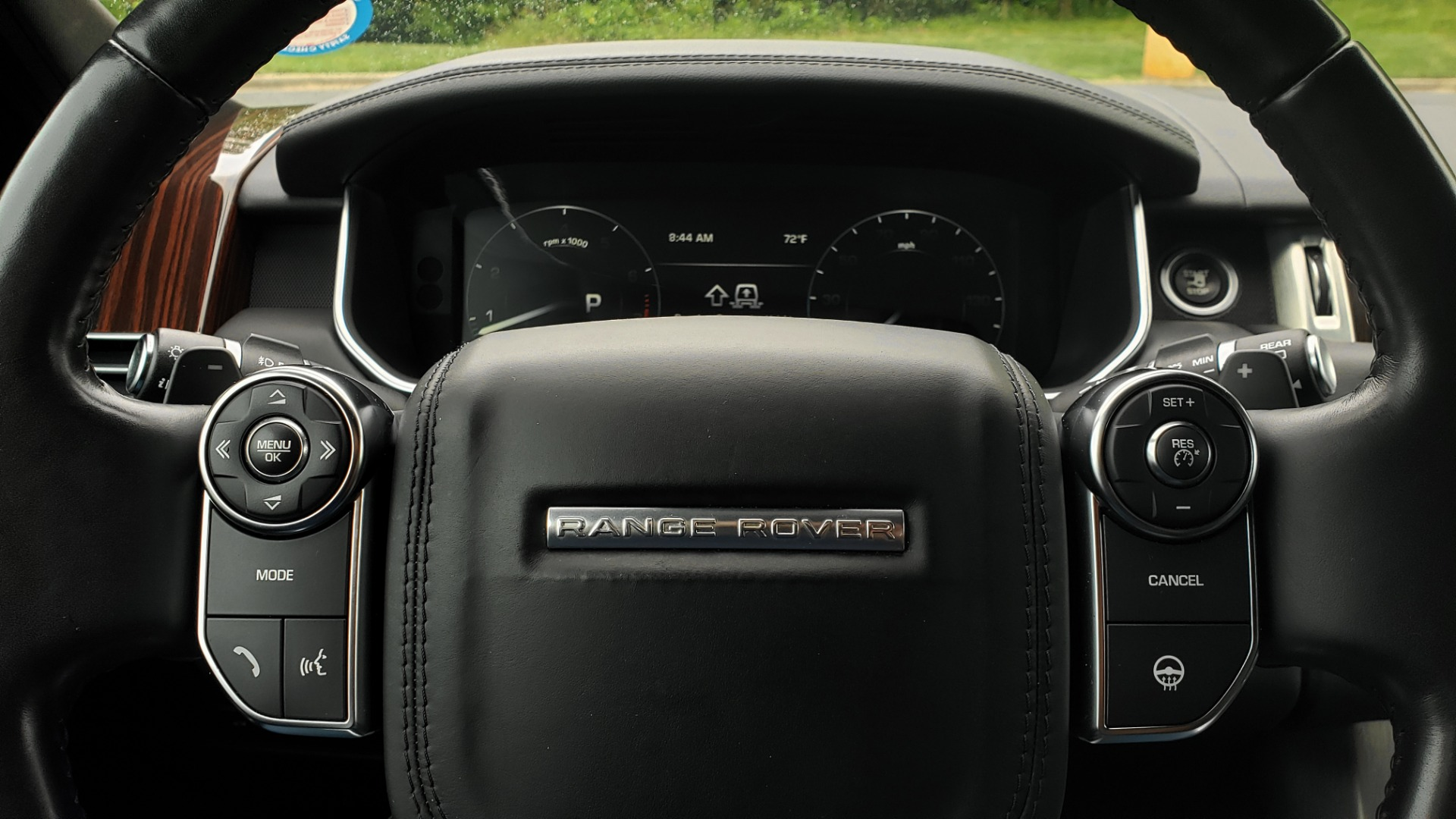 Used 2016 Land Rover Range Rover HSE 3.0L SC V6 / NAV / PANO-ROOF / VENT SEATS / REARVIEW / BLIND SPOT for sale Sold at Formula Imports in Charlotte NC 28227 46