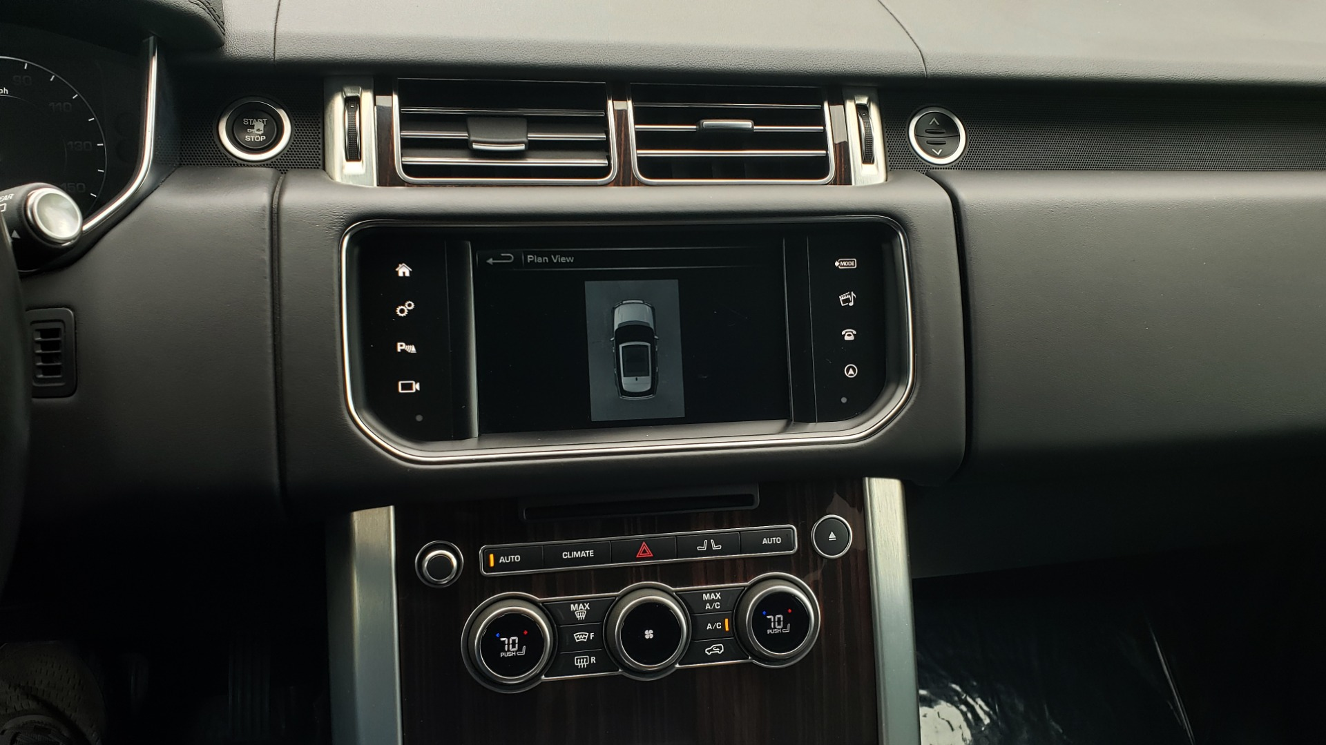 Used 2016 Land Rover Range Rover HSE 3.0L SC V6 / NAV / PANO-ROOF / VENT SEATS / REARVIEW / BLIND SPOT for sale Sold at Formula Imports in Charlotte NC 28227 51