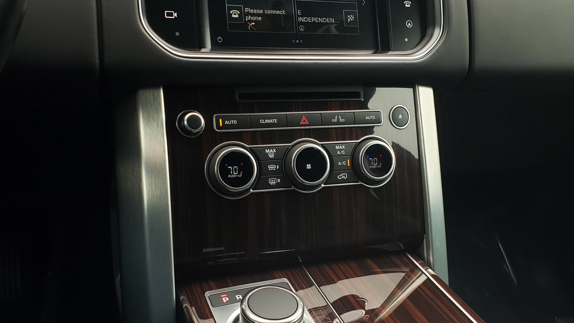 Used 2016 Land Rover Range Rover HSE for sale Sold at Formula Imports in Charlotte NC 28227 52