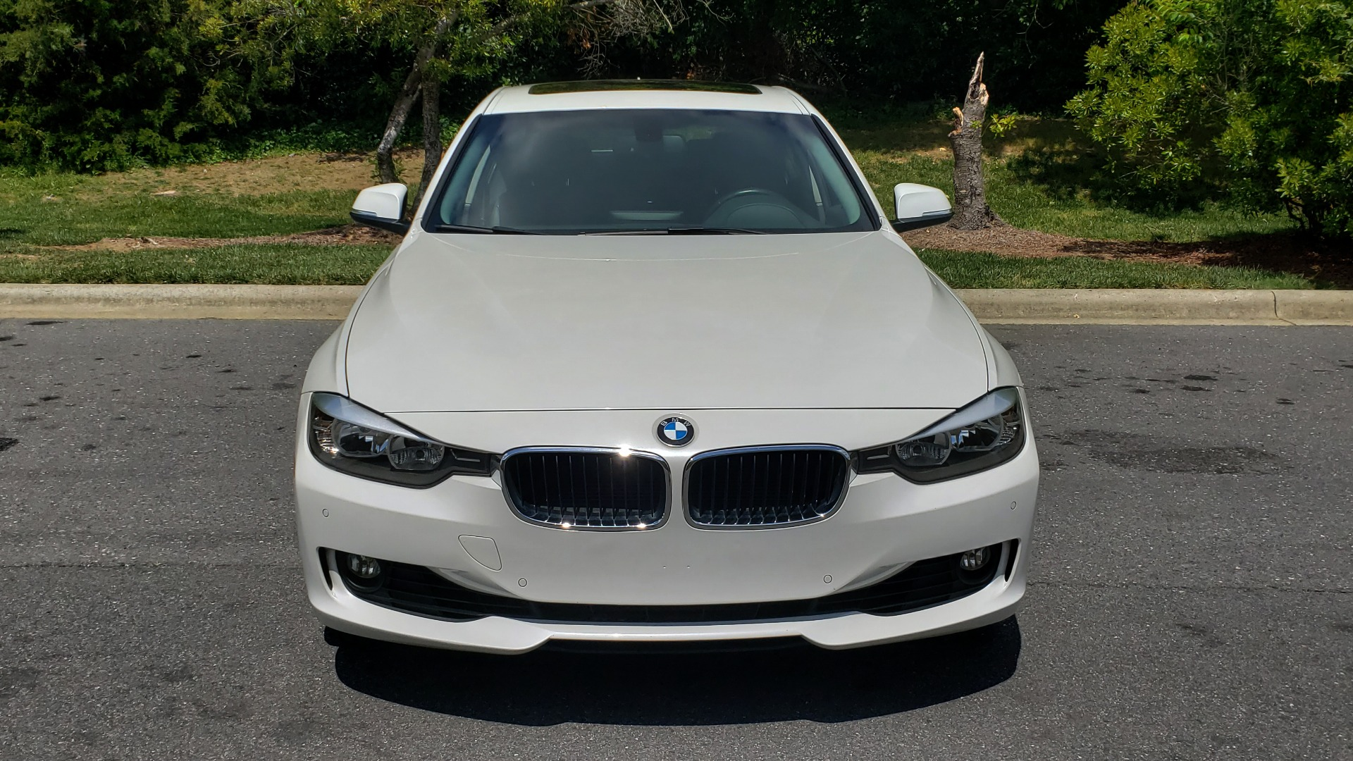 Used 2015 BMW 3 SERIES 328I PREMIUM / NAV / SUNROOF / HTD STS / DRIVER ASST / REARVIEW for sale Sold at Formula Imports in Charlotte NC 28227 18