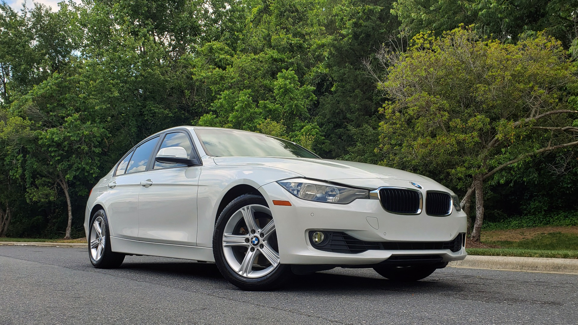 Used 2015 BMW 3 SERIES 328I PREMIUM / NAV / SUNROOF / HTD STS / DRIVER ASST / REARVIEW for sale Sold at Formula Imports in Charlotte NC 28227 5