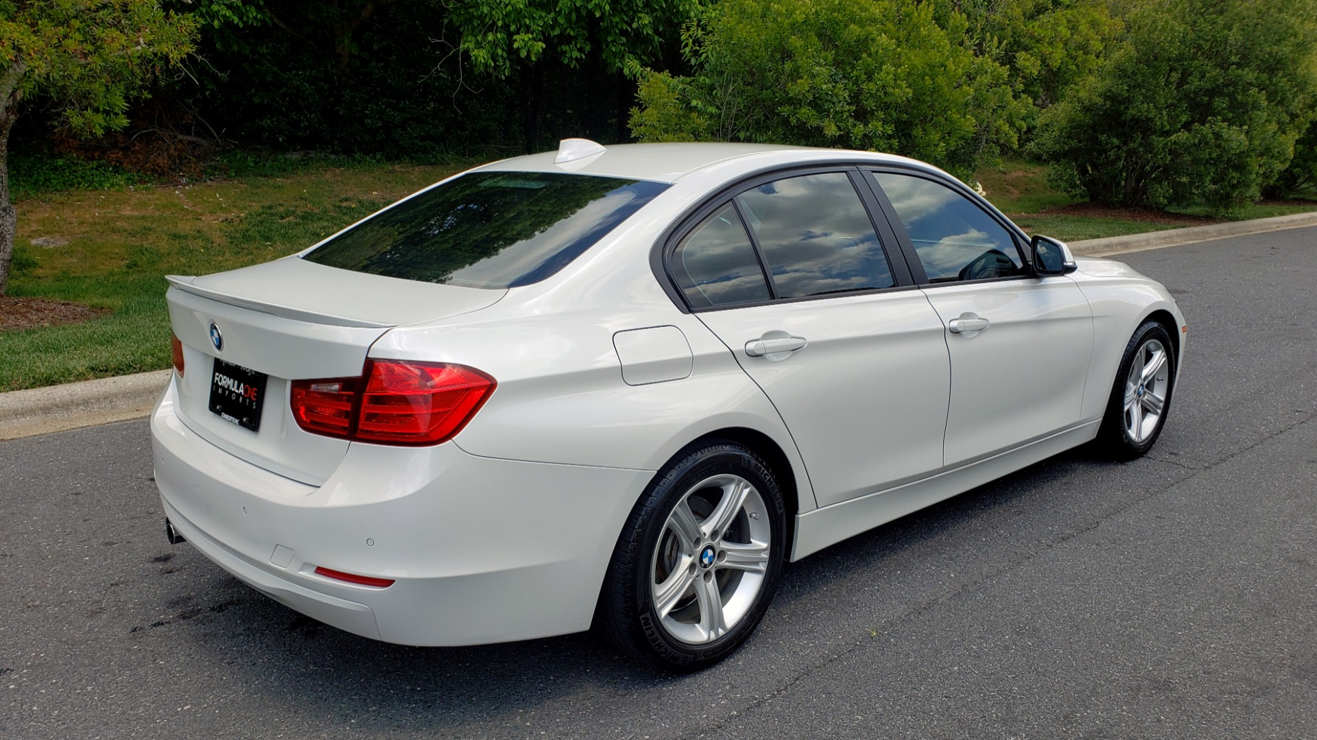 Used 2015 BMW 3 SERIES 328I PREMIUM / NAV / SUNROOF / HTD STS / DRIVER ASST / REARVIEW for sale Sold at Formula Imports in Charlotte NC 28227 7