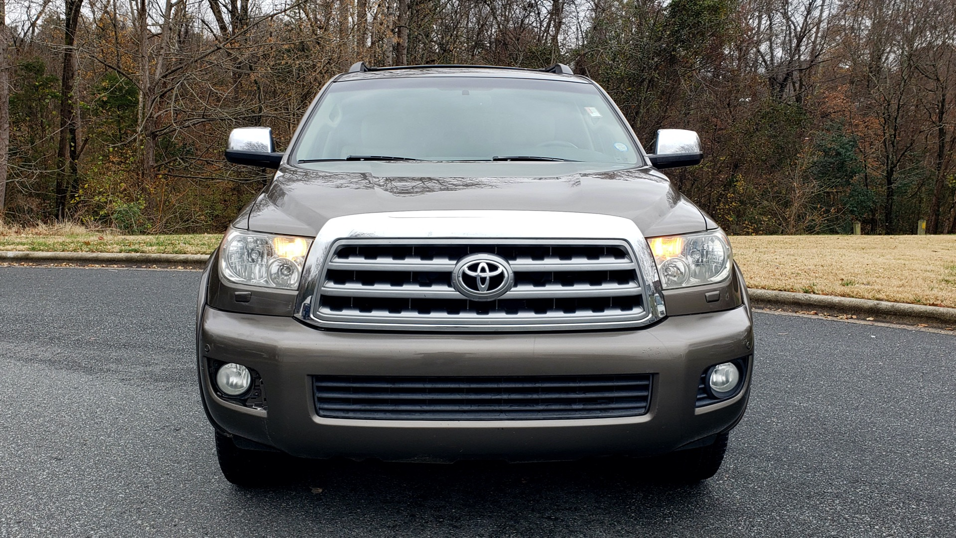 Used 2008 Toyota SEQUOIA LIMITED / COLD AREA PKG / SUNROOF / DVD ENTERTAINMENT for sale Sold at Formula Imports in Charlotte NC 28227 22