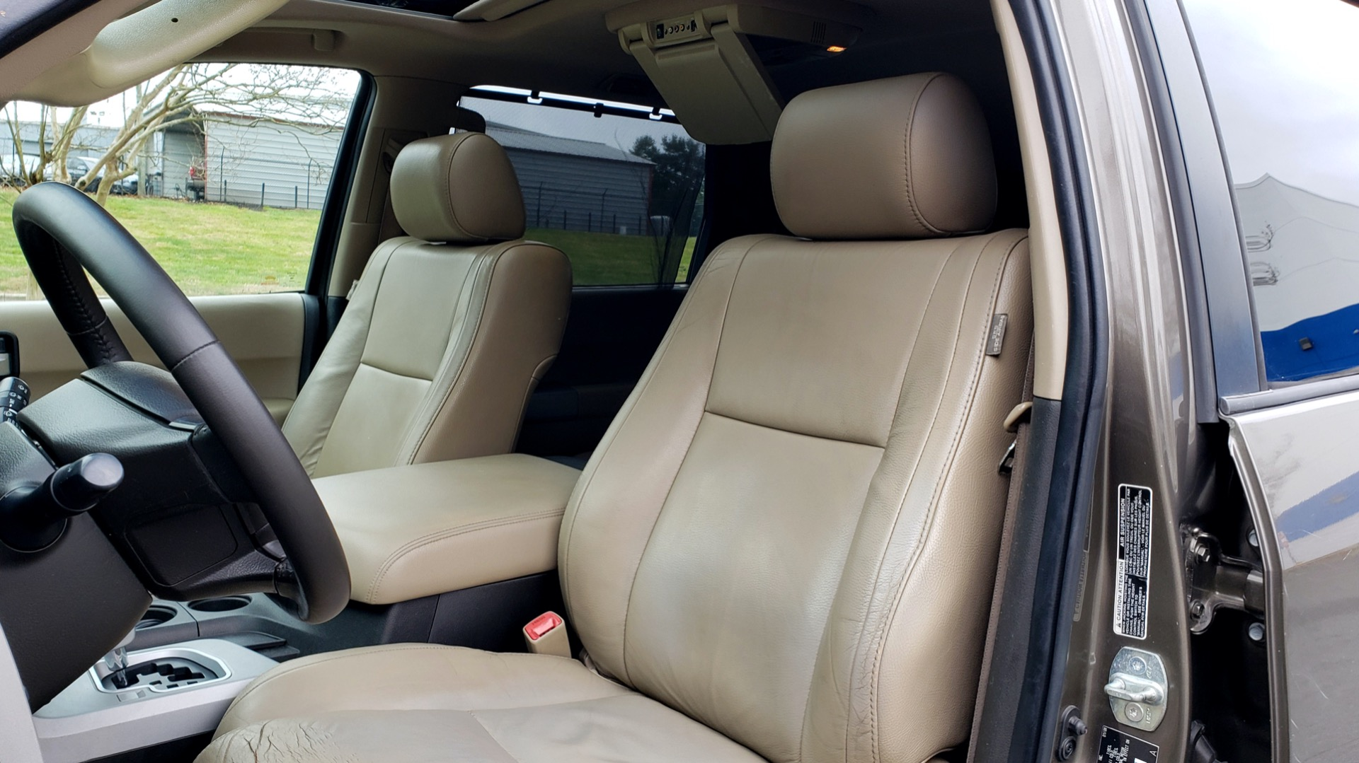 Used 2008 Toyota SEQUOIA LIMITED / COLD AREA PKG / SUNROOF / DVD ENTERTAINMENT for sale Sold at Formula Imports in Charlotte NC 28227 36