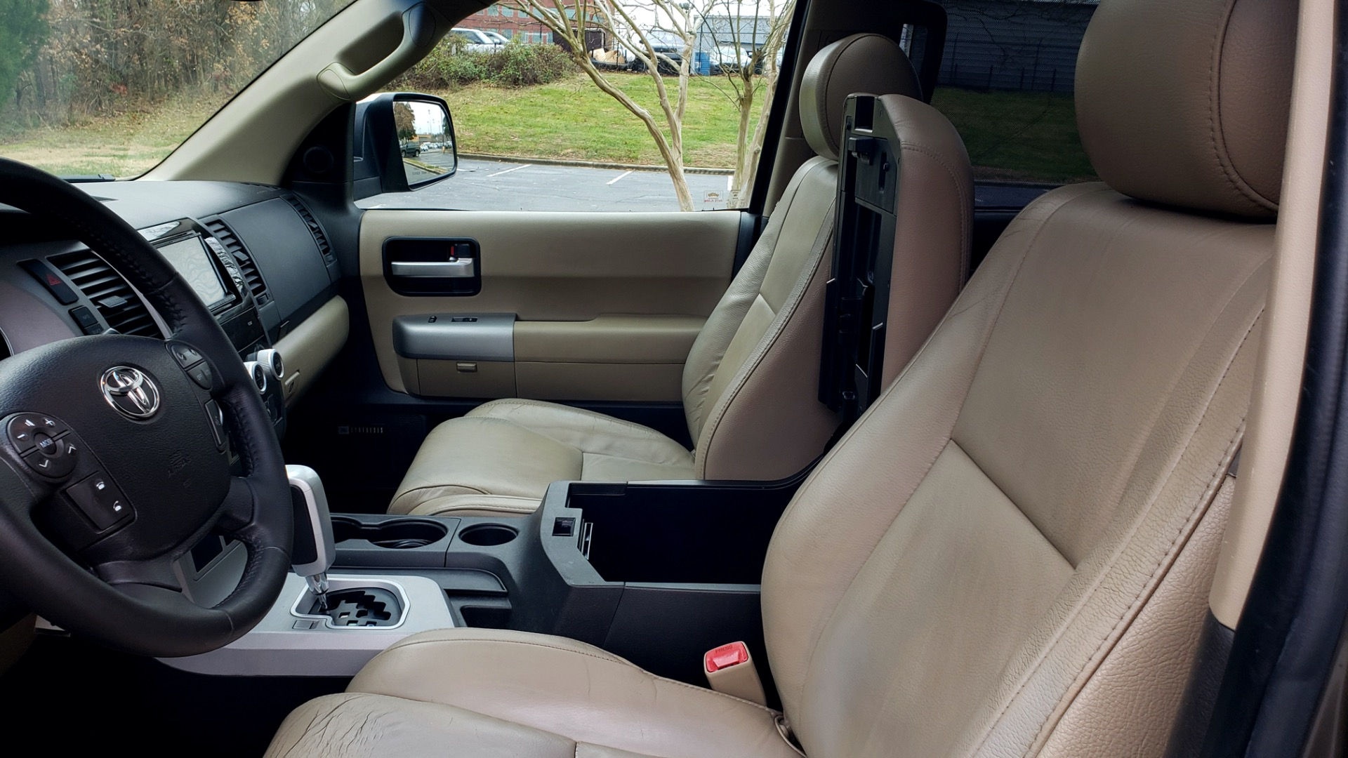 Used 2008 Toyota SEQUOIA LIMITED / COLD AREA PKG / SUNROOF / DVD ENTERTAINMENT for sale Sold at Formula Imports in Charlotte NC 28227 52