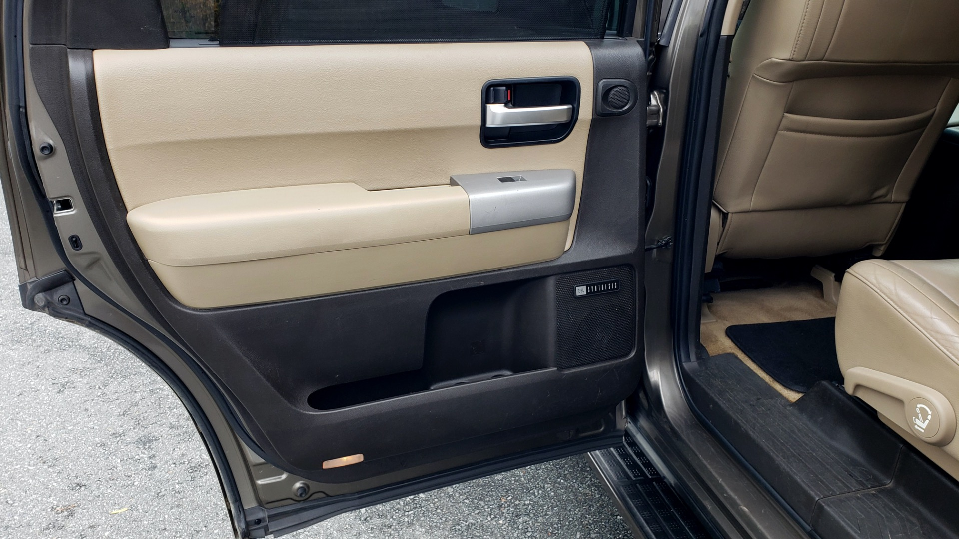 Used 2008 Toyota SEQUOIA LIMITED / COLD AREA PKG / SUNROOF / DVD ENTERTAINMENT for sale Sold at Formula Imports in Charlotte NC 28227 54