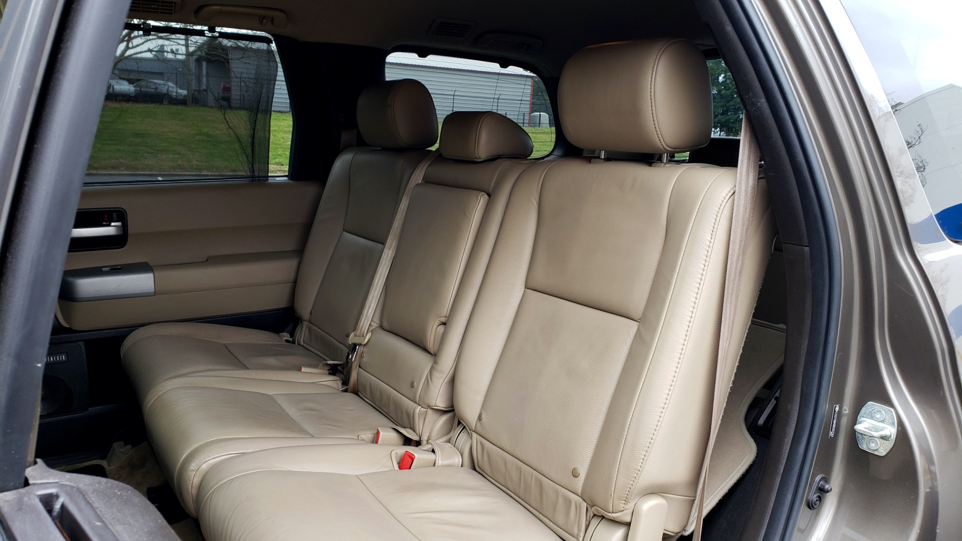 Used 2008 Toyota SEQUOIA LIMITED / COLD AREA PKG / SUNROOF / DVD ENTERTAINMENT for sale Sold at Formula Imports in Charlotte NC 28227 58