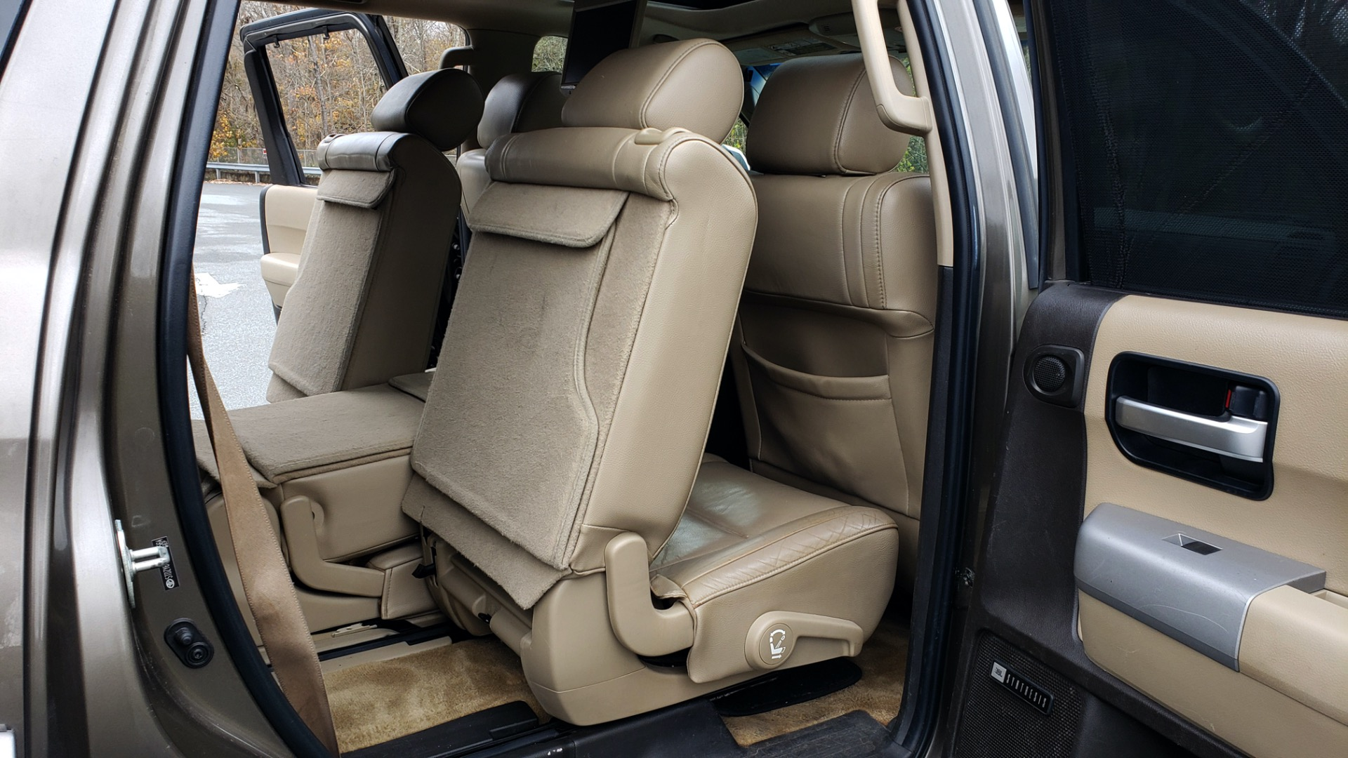 Used 2008 Toyota SEQUOIA LIMITED / COLD AREA PKG / SUNROOF / DVD ENTERTAINMENT for sale Sold at Formula Imports in Charlotte NC 28227 61