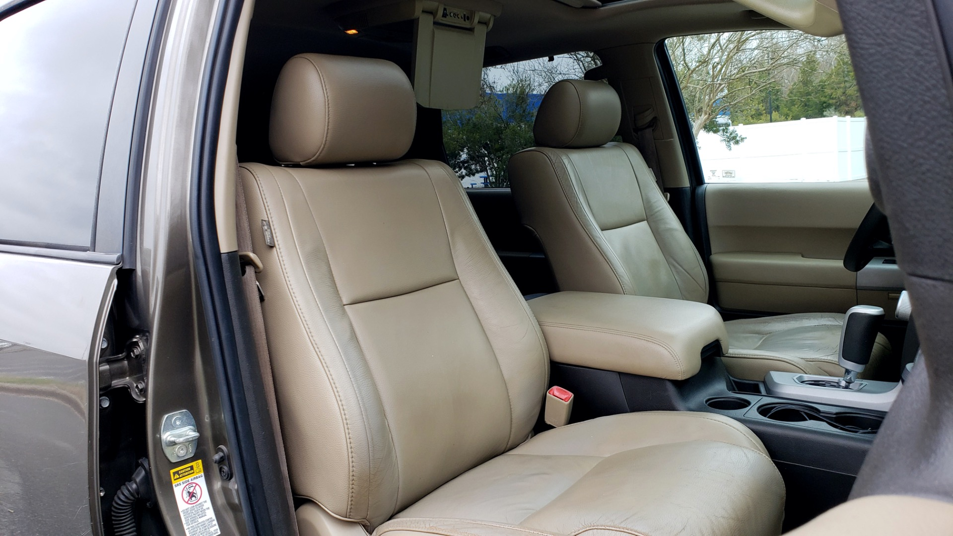 Used 2008 Toyota SEQUOIA LIMITED / COLD AREA PKG / SUNROOF / DVD ENTERTAINMENT for sale Sold at Formula Imports in Charlotte NC 28227 66