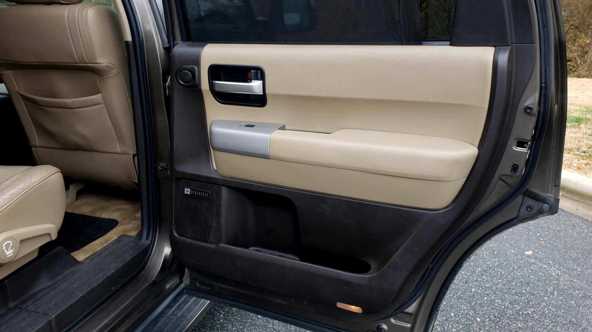 Used 2008 Toyota SEQUOIA LIMITED / COLD AREA PKG / SUNROOF / DVD ENTERTAINMENT for sale Sold at Formula Imports in Charlotte NC 28227 69