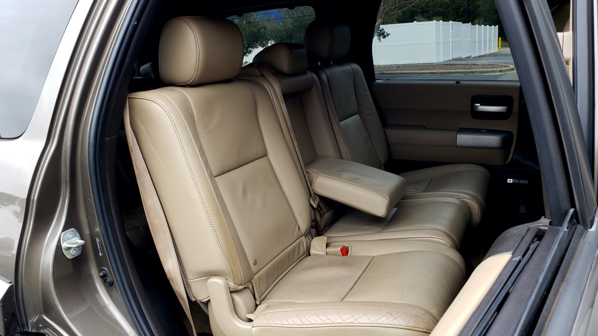 Used 2008 Toyota SEQUOIA LIMITED / COLD AREA PKG / SUNROOF / DVD ENTERTAINMENT for sale Sold at Formula Imports in Charlotte NC 28227 71