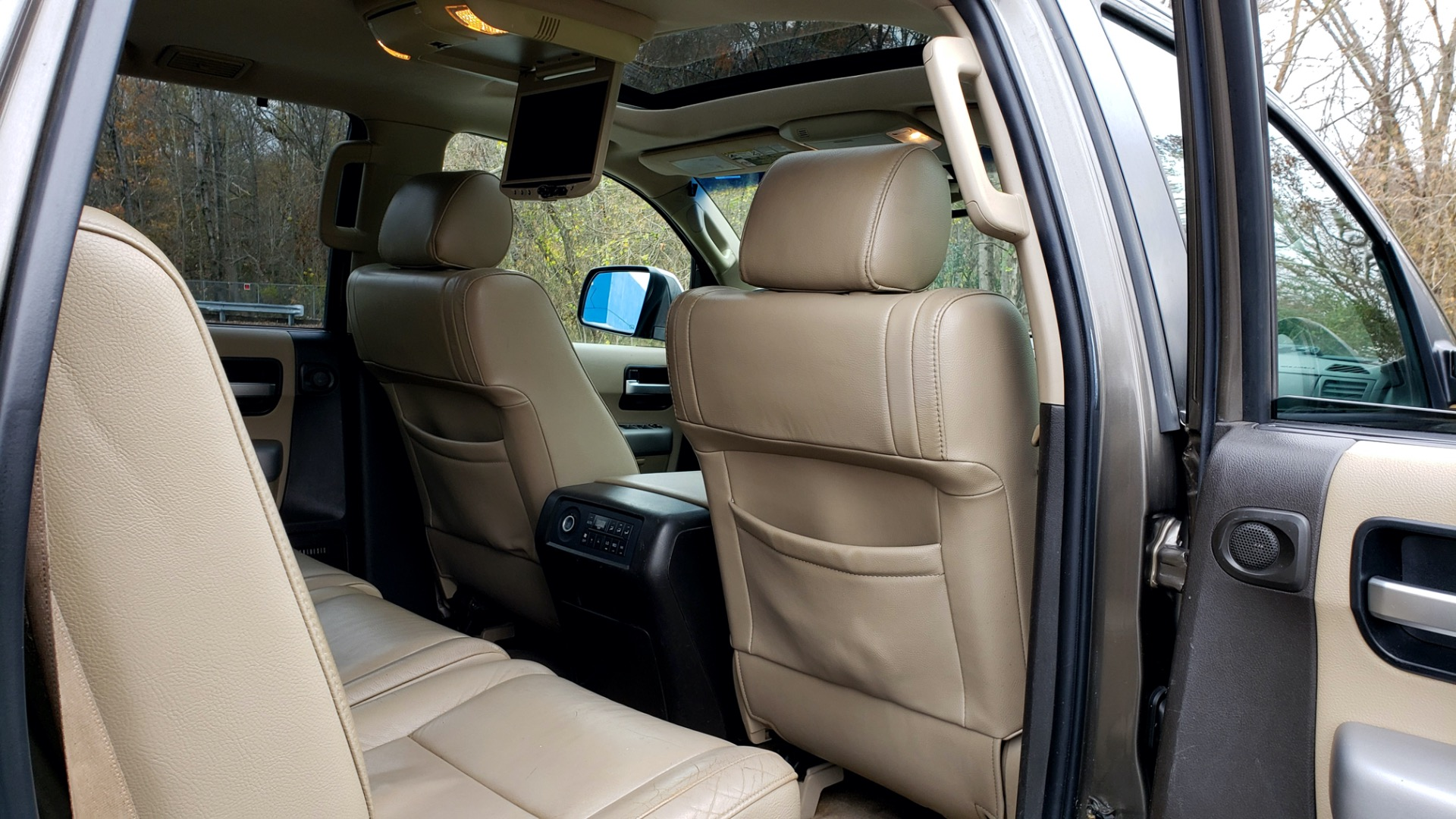Used 2008 Toyota SEQUOIA LIMITED / COLD AREA PKG / SUNROOF / DVD ENTERTAINMENT for sale Sold at Formula Imports in Charlotte NC 28227 72