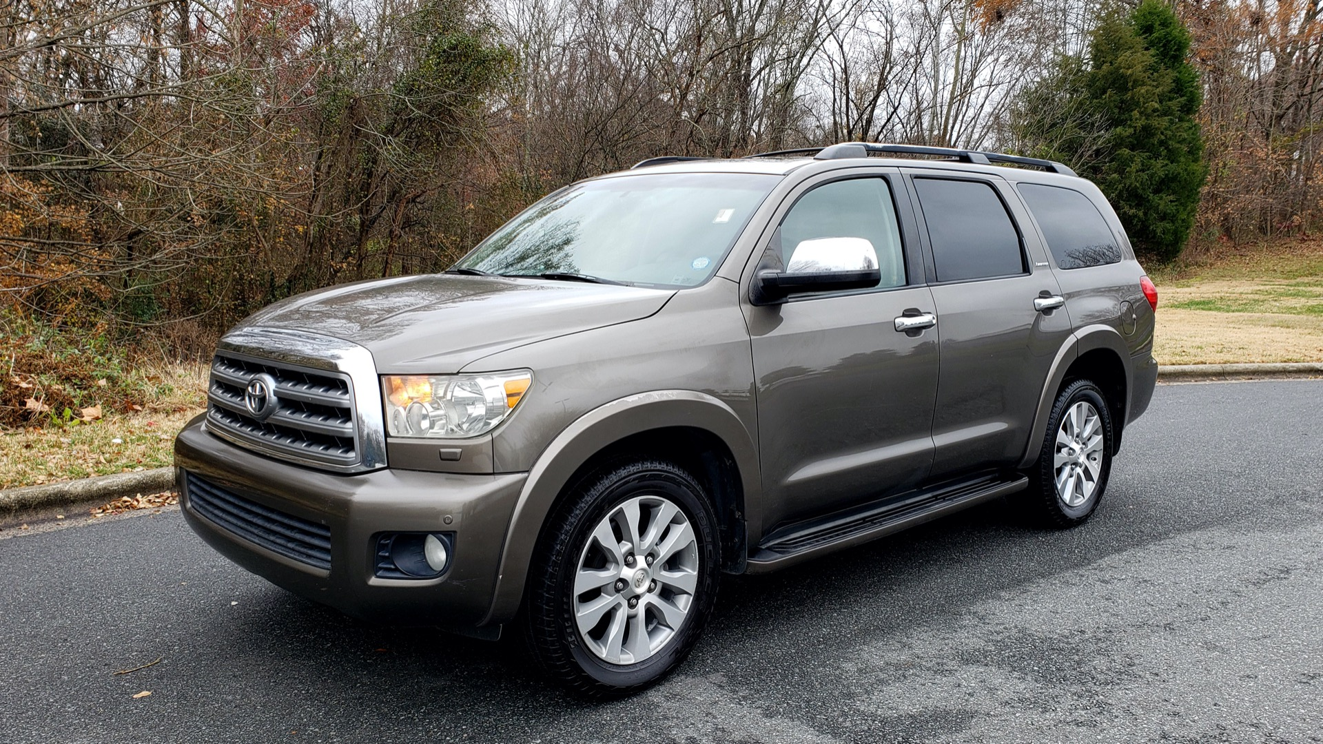 Used 2008 Toyota SEQUOIA LIMITED / COLD AREA PKG / SUNROOF / DVD ENTERTAINMENT for sale Sold at Formula Imports in Charlotte NC 28227 1