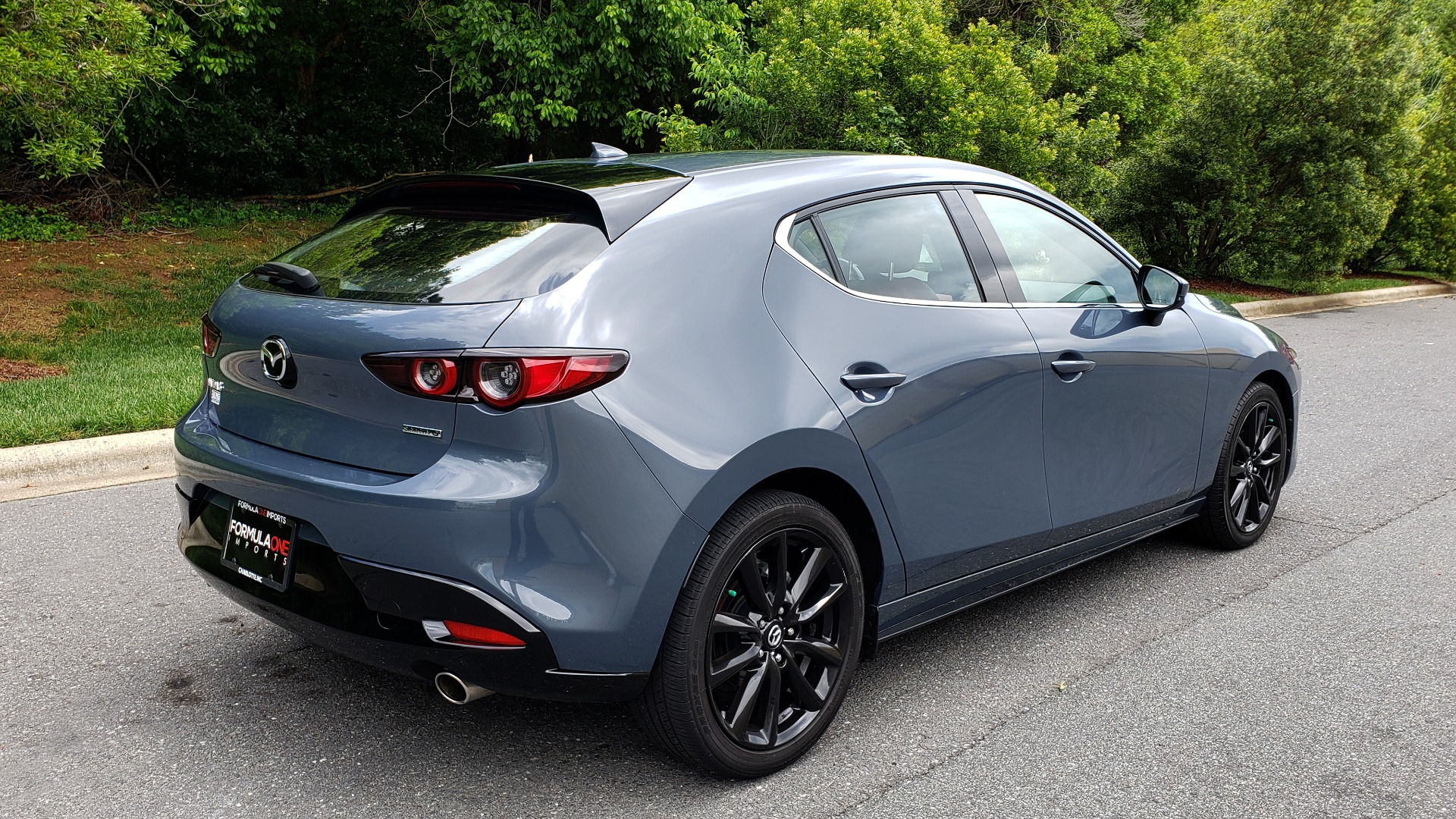 Used 2019 Mazda MAZDA3 HATCHBACK PREMIUM PKG / AUTO / 18IN BLACK ALLOY WHEELS / BOSE / LEATHER for sale Sold at Formula Imports in Charlotte NC 28227 6