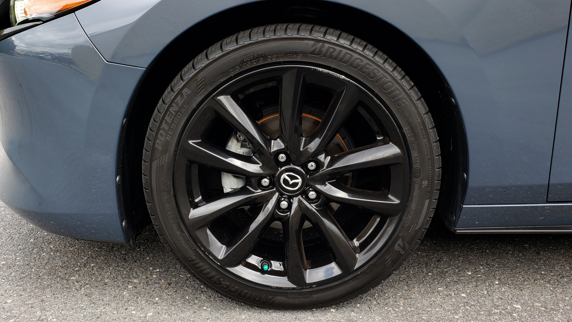 Used 2019 Mazda MAZDA3 HATCHBACK PREMIUM PKG / AUTO / 18IN BLACK ALLOY WHEELS / BOSE / LEATHER for sale Sold at Formula Imports in Charlotte NC 28227 70