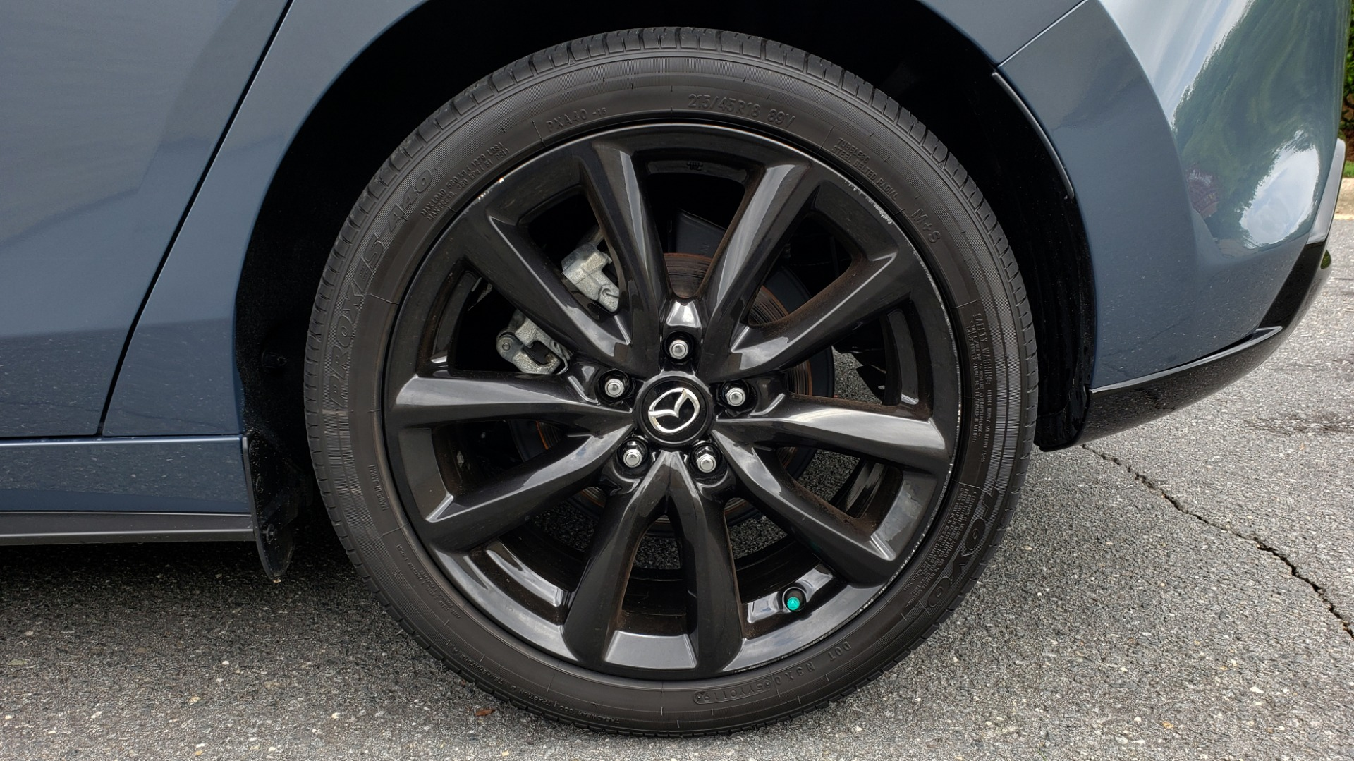Used 2019 Mazda MAZDA3 HATCHBACK PREMIUM PKG / AUTO / 18IN BLACK ALLOY WHEELS / BOSE / LEATHER for sale Sold at Formula Imports in Charlotte NC 28227 71