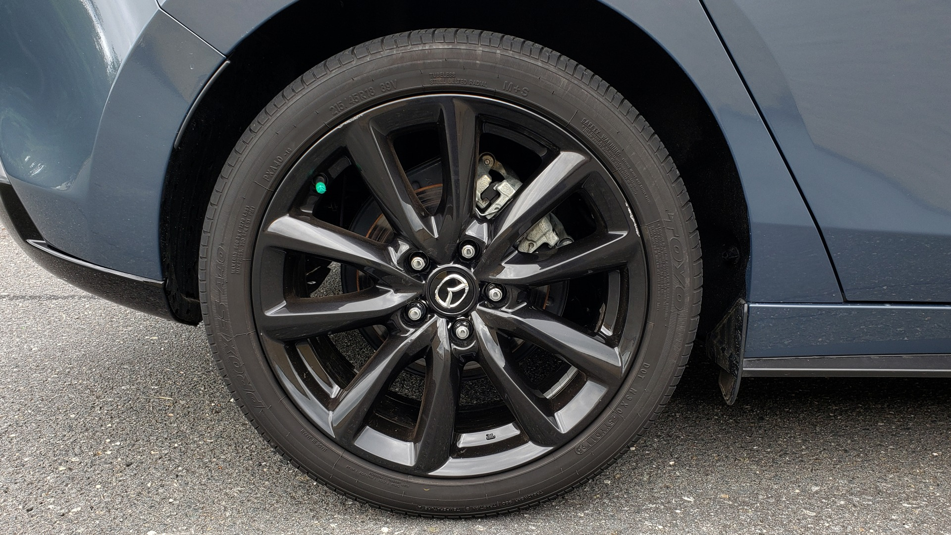 Used 2019 Mazda MAZDA3 HATCHBACK PREMIUM PKG / AUTO / 18IN BLACK ALLOY WHEELS / BOSE / LEATHER for sale Sold at Formula Imports in Charlotte NC 28227 72