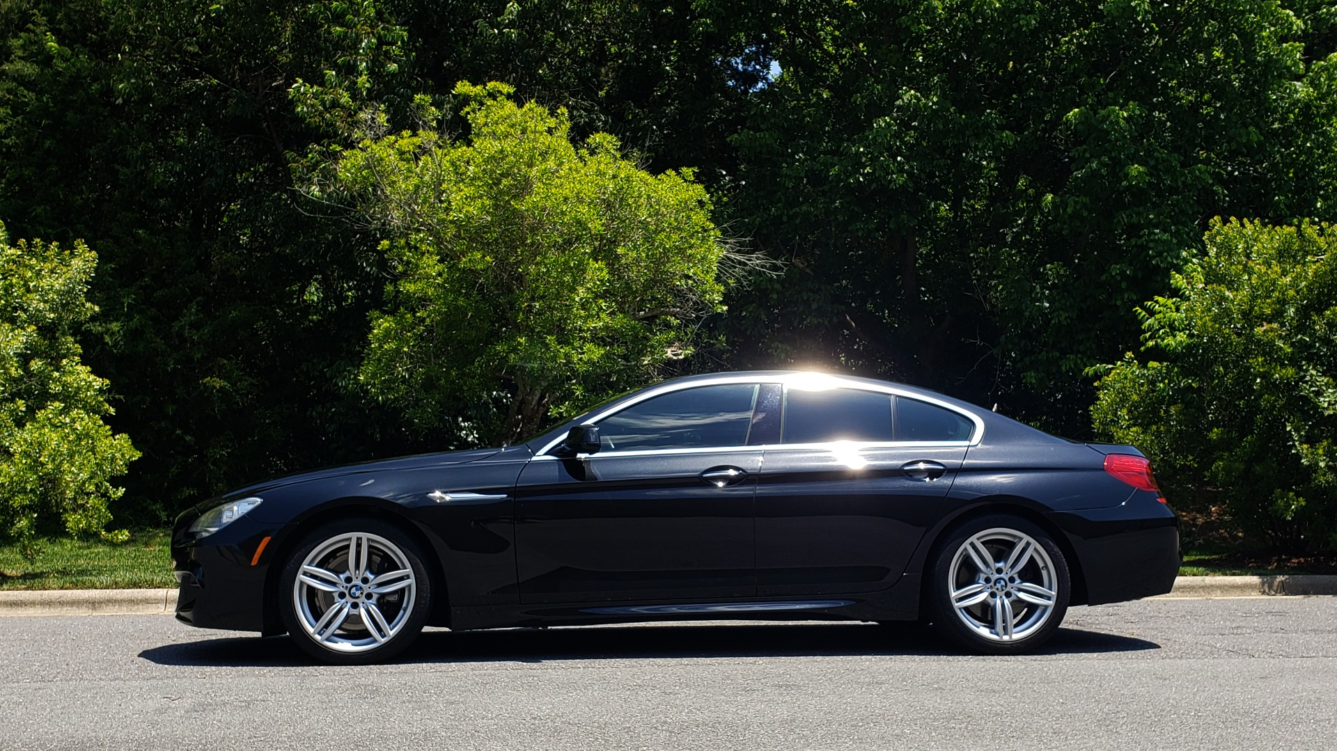 Used 2013 BMW 6 SERIES 650I GRANCOUPE / M-SPORT / LUXURY / NAV / SUNROOF / HTD STS for sale Sold at Formula Imports in Charlotte NC 28227 2