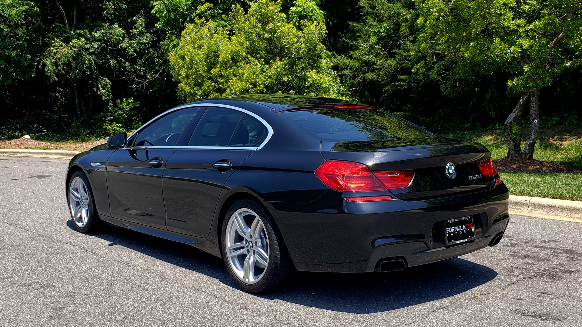 Used 2013 BMW 6 SERIES 650I GRANCOUPE / M-SPORT / LUXURY / NAV / SUNROOF / HTD STS for sale Sold at Formula Imports in Charlotte NC 28227 4