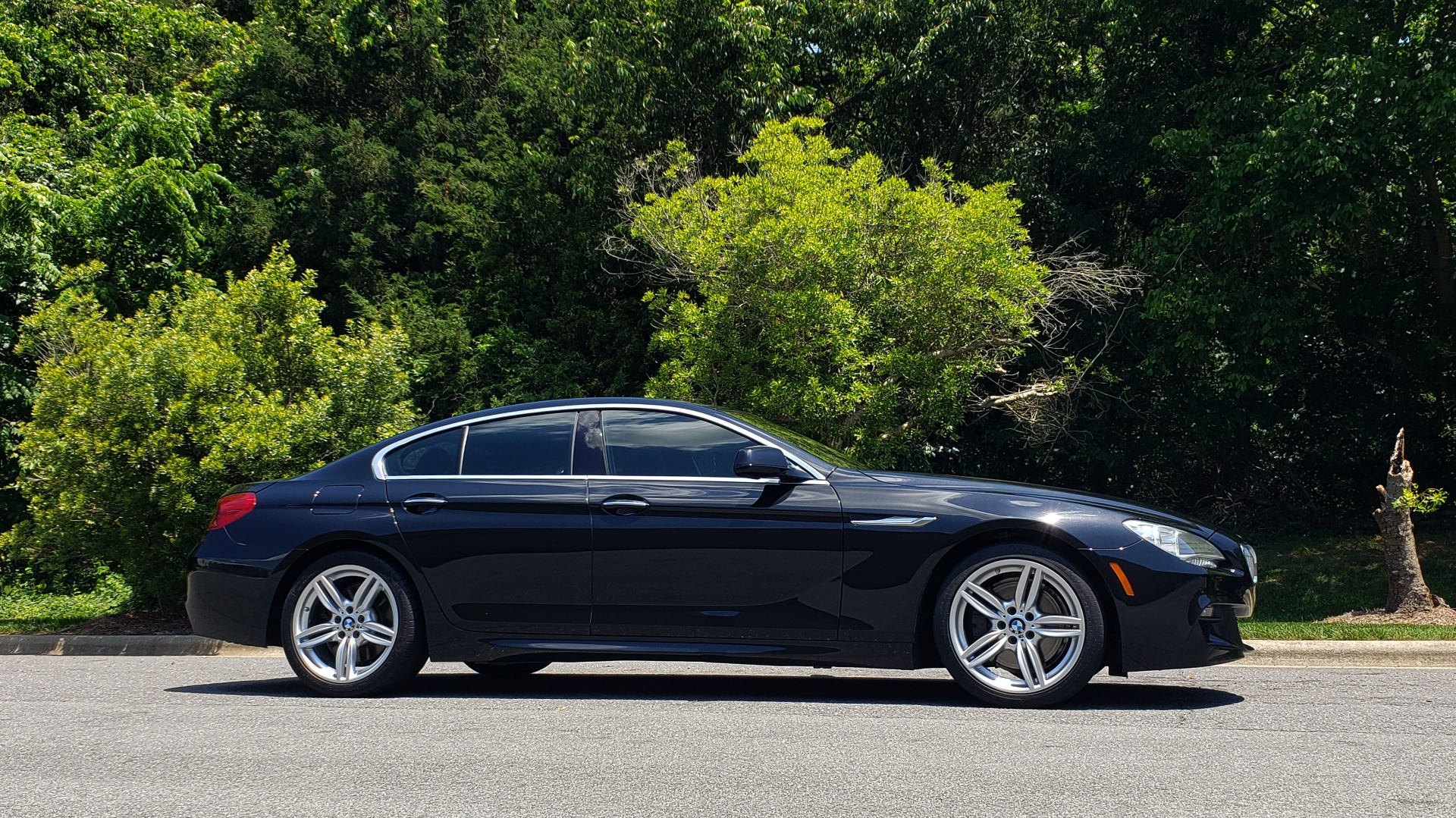 Used 2013 BMW 6 SERIES 650I GRANCOUPE / M-SPORT / LUXURY / NAV / SUNROOF / HTD STS for sale Sold at Formula Imports in Charlotte NC 28227 7