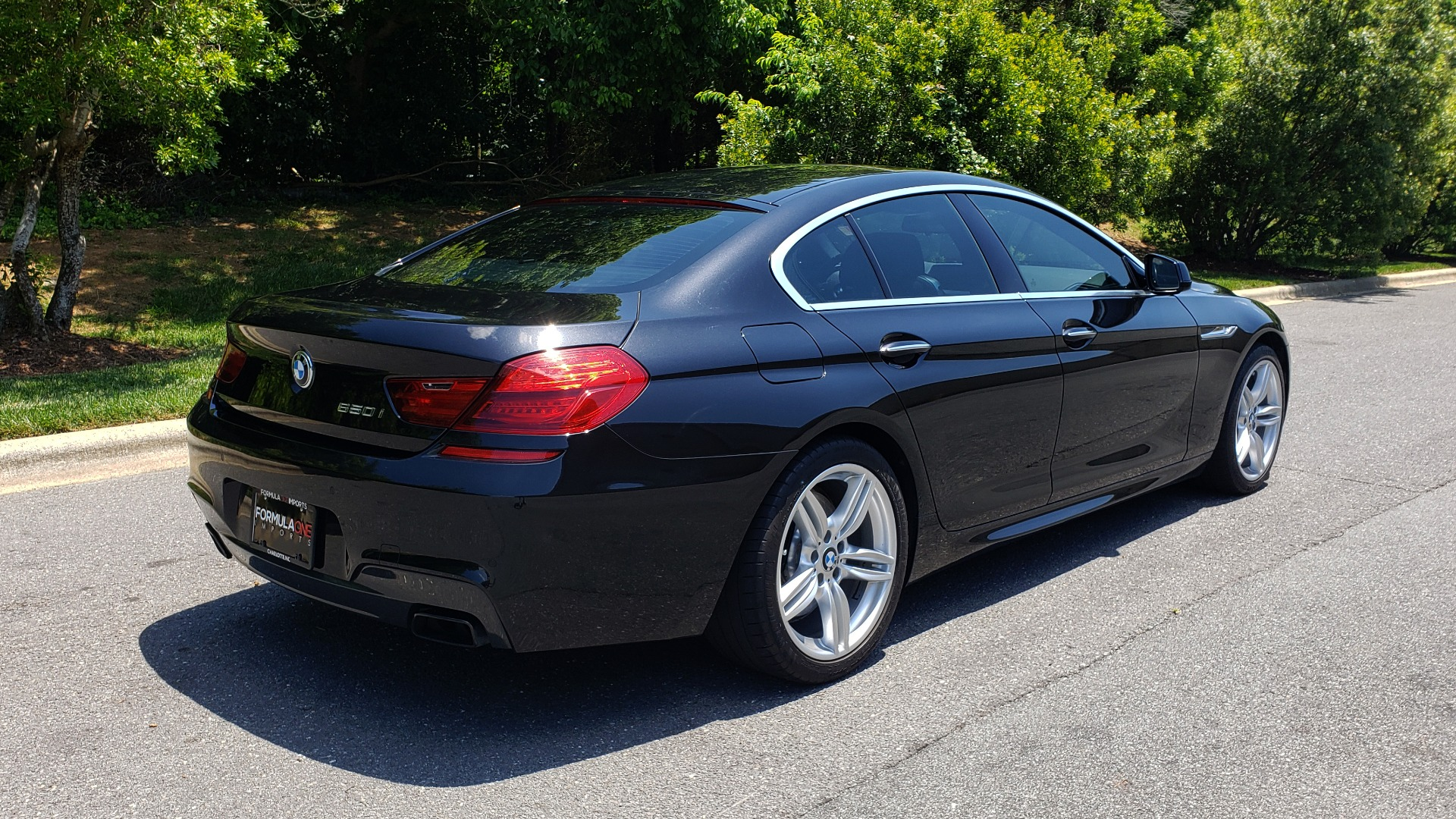 Used 2013 BMW 6 SERIES 650I GRANCOUPE / M-SPORT / LUXURY / NAV / SUNROOF / HTD STS for sale Sold at Formula Imports in Charlotte NC 28227 8