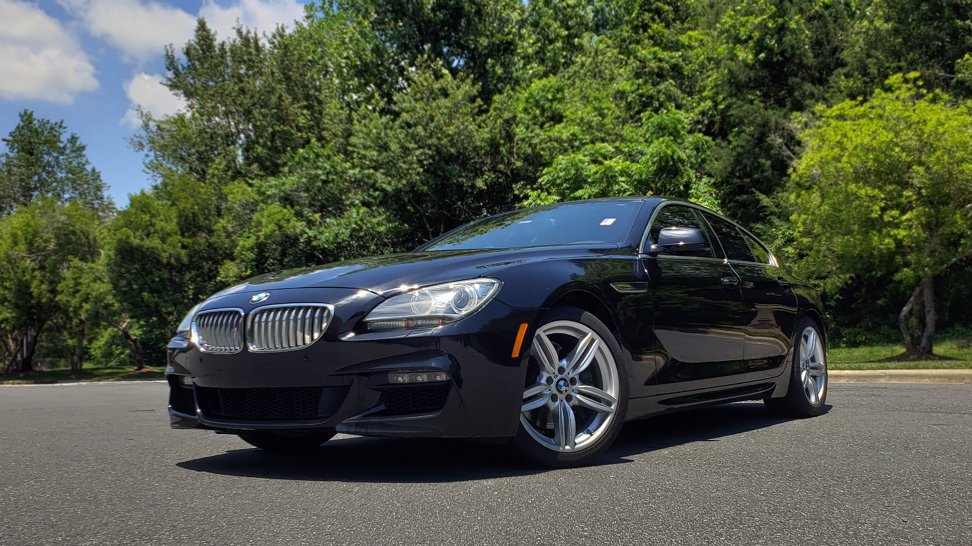 Used 2013 BMW 6 SERIES 650I GRANCOUPE / M-SPORT / LUXURY / NAV / SUNROOF / HTD STS for sale Sold at Formula Imports in Charlotte NC 28227 90