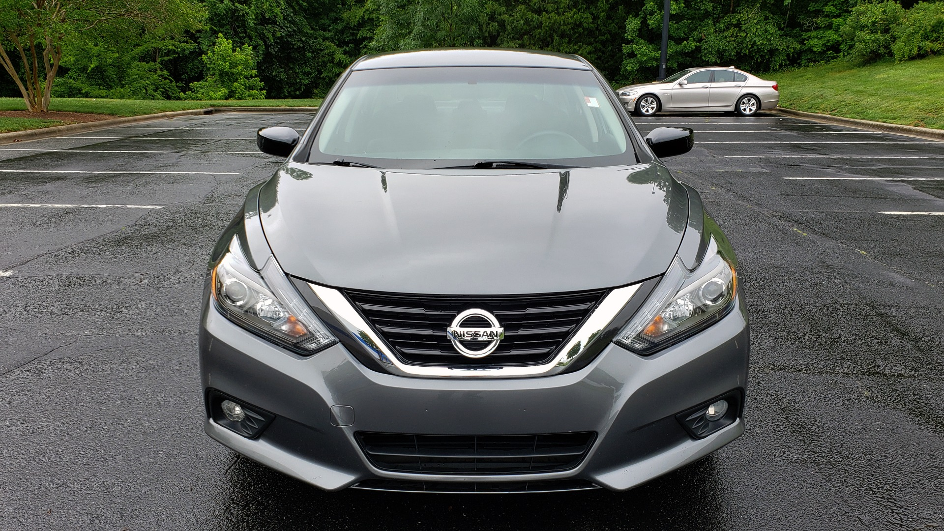Used 2017 Nissan ALTIMA 2.5 SR SEDAN / MIDNIGHT EDITION PKG / REARVIEW / REMOTE START for sale Sold at Formula Imports in Charlotte NC 28227 38