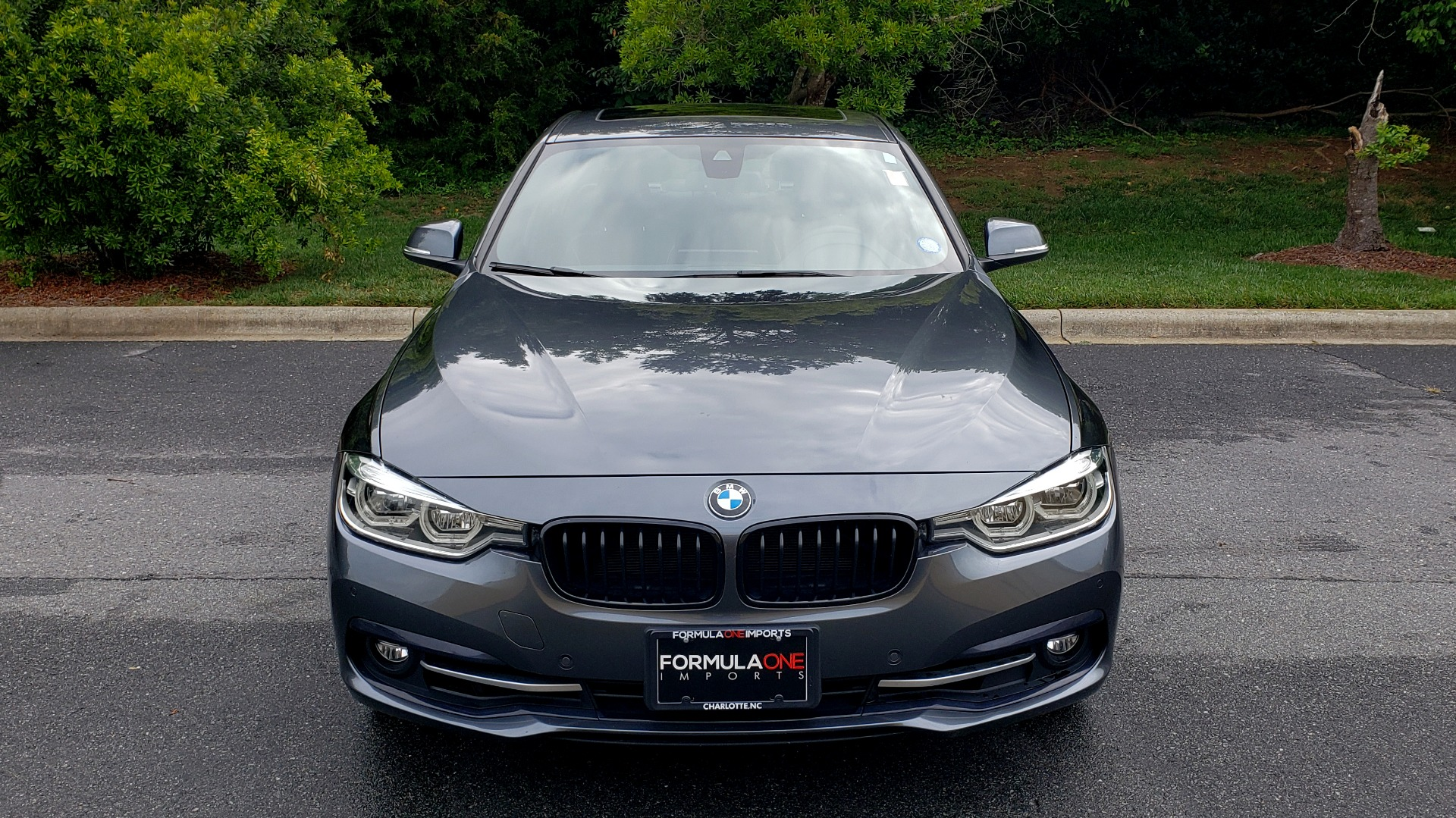 Used 2017 BMW 3 SERIES 340I XDRIVE SPORT / DRVR ASST PLUS / NAV / CLD WTHR / PARK ASST for sale Sold at Formula Imports in Charlotte NC 28227 17