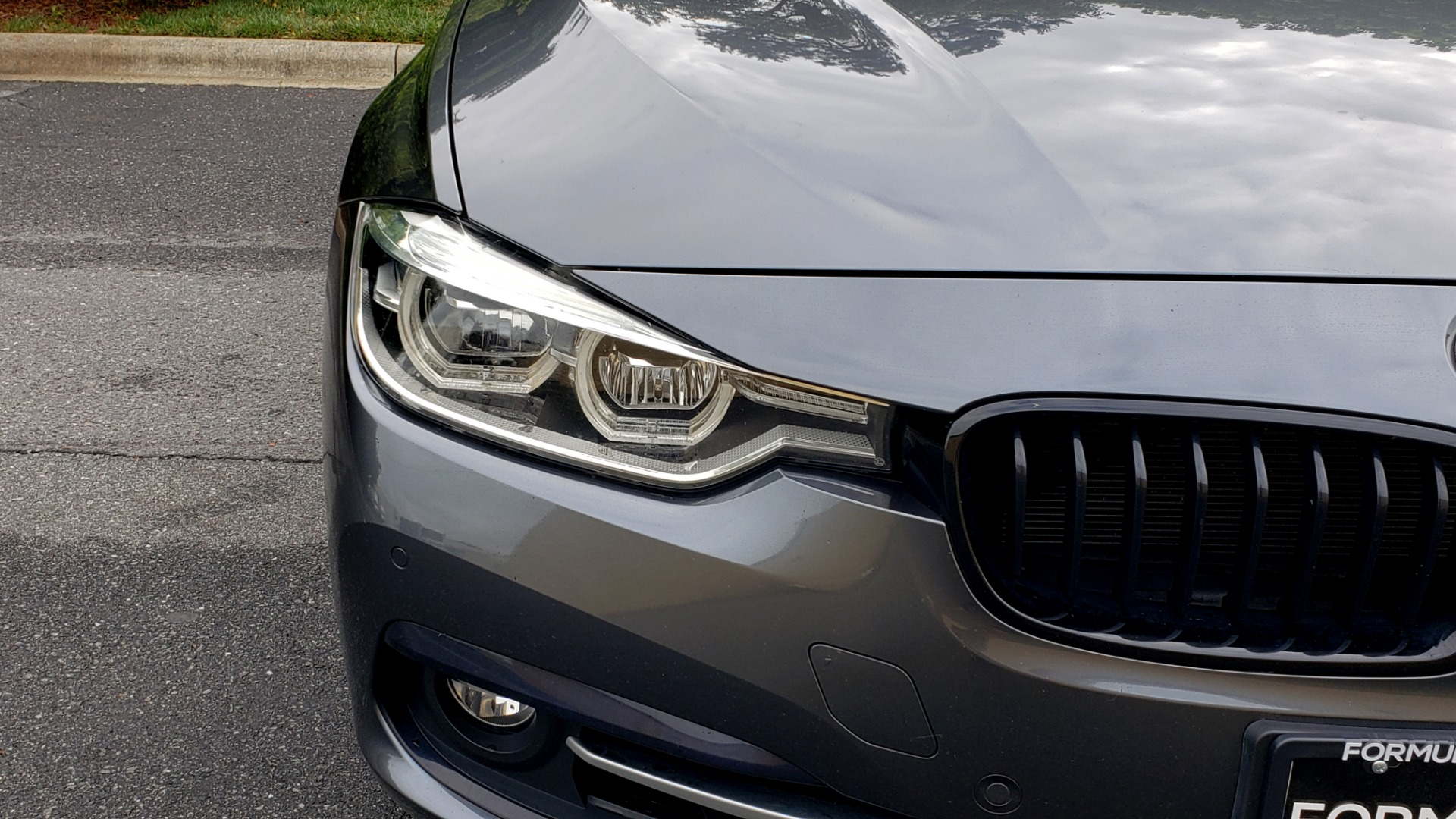 Used 2017 BMW 3 SERIES 340I XDRIVE SPORT / DRVR ASST PLUS / NAV / CLD WTHR / PARK ASST for sale Sold at Formula Imports in Charlotte NC 28227 18