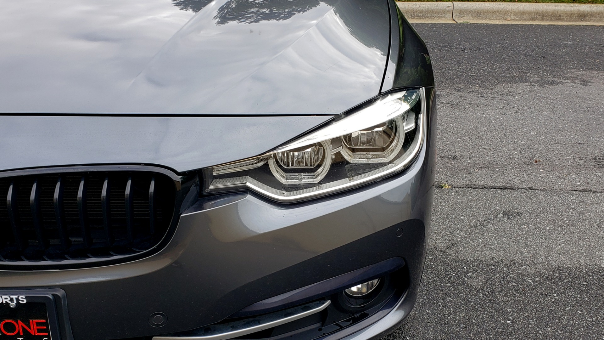 Used 2017 BMW 3 SERIES 340I XDRIVE SPORT / NAV / DRVR ASST PLUS / PARK ASST / CLD WTHR for sale $28,995 at Formula Imports in Charlotte NC 28227 19