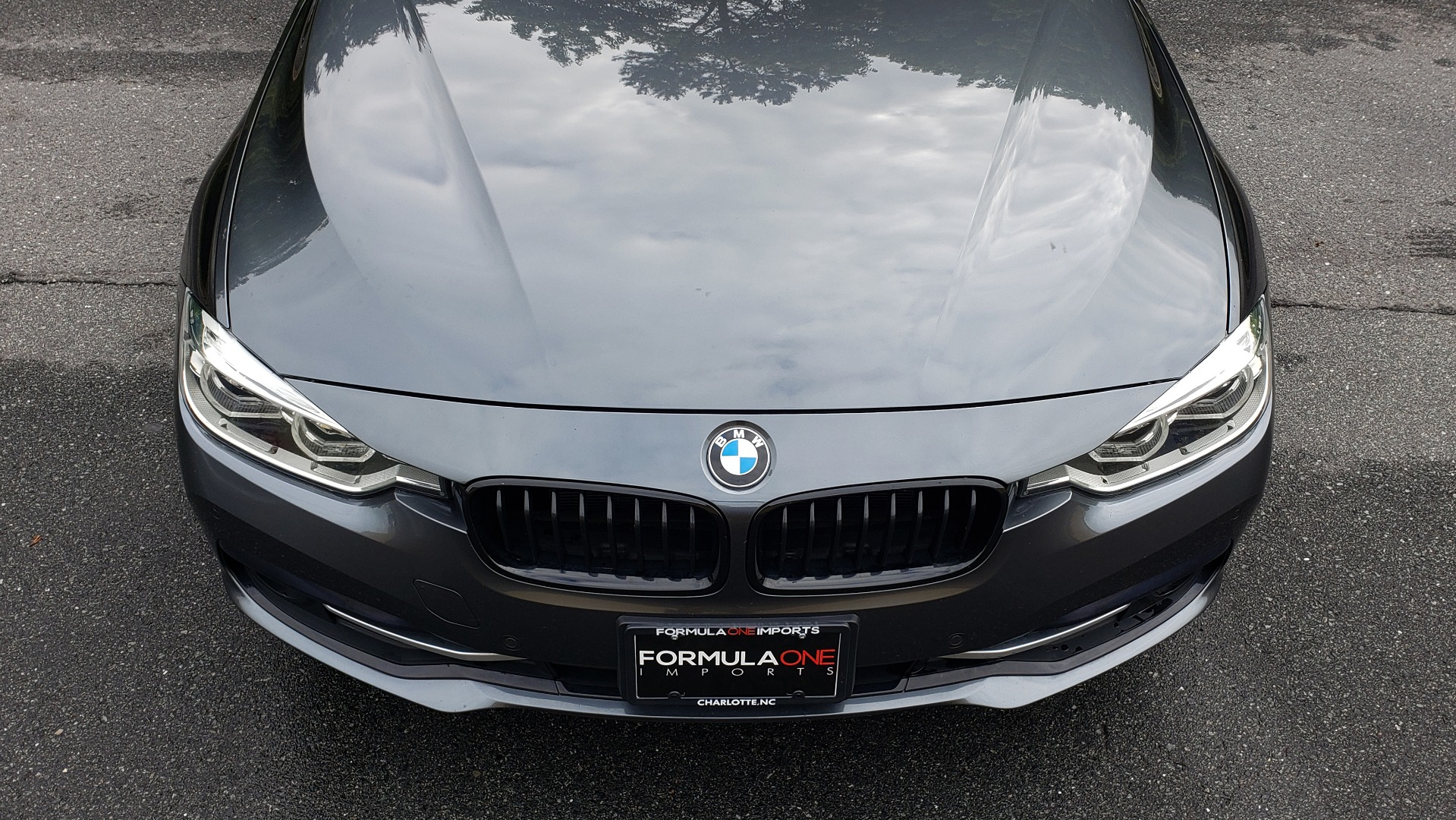 Used 2017 BMW 3 SERIES 340I XDRIVE SPORT / DRVR ASST PLUS / NAV / CLD WTHR / PARK ASST for sale Sold at Formula Imports in Charlotte NC 28227 20