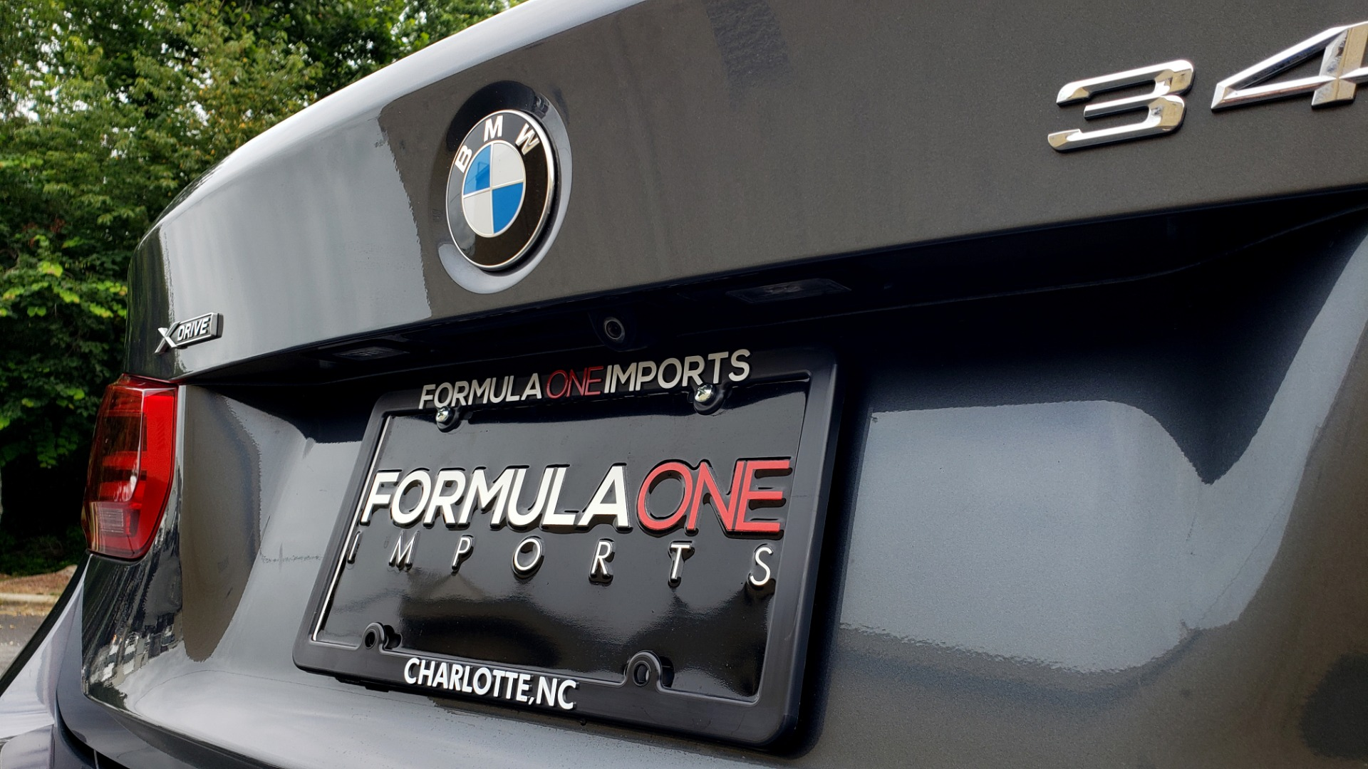 Used 2017 BMW 3 SERIES 340I XDRIVE SPORT / DRVR ASST PLUS / NAV / CLD WTHR / PARK ASST for sale Sold at Formula Imports in Charlotte NC 28227 27