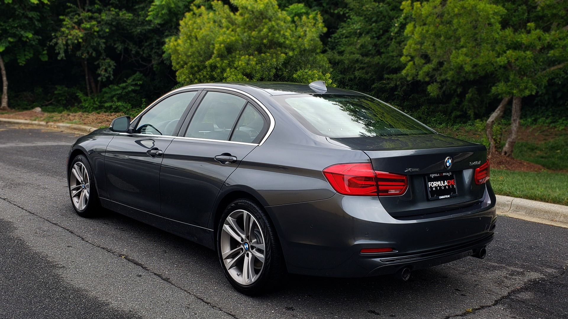 Used 2017 BMW 3 SERIES 340I XDRIVE SPORT / DRVR ASST PLUS / NAV / CLD WTHR / PARK ASST for sale Sold at Formula Imports in Charlotte NC 28227 3