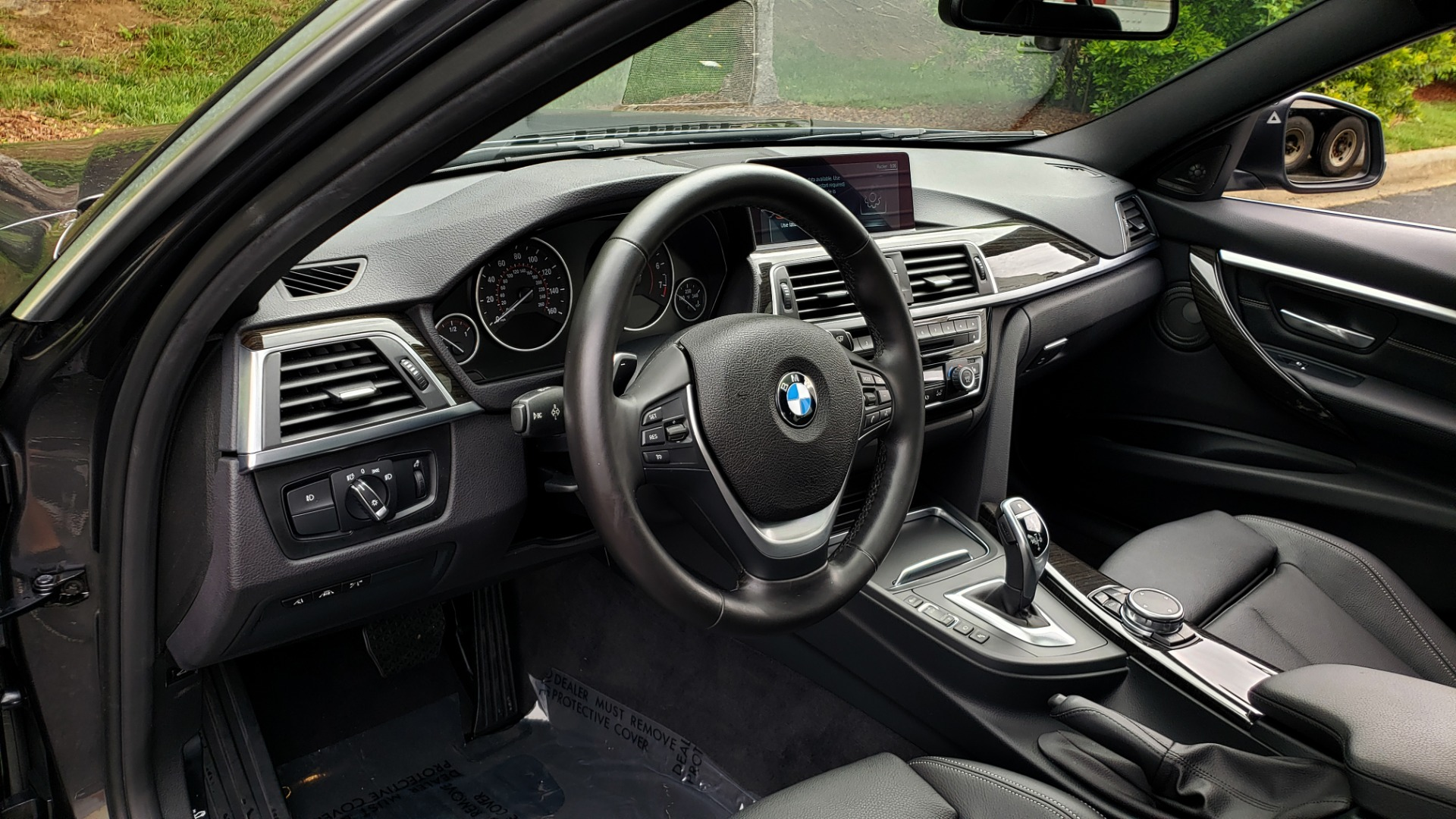 Used 2017 BMW 3 SERIES 340I XDRIVE SPORT / DRVR ASST PLUS / NAV / CLD WTHR / PARK ASST for sale Sold at Formula Imports in Charlotte NC 28227 34