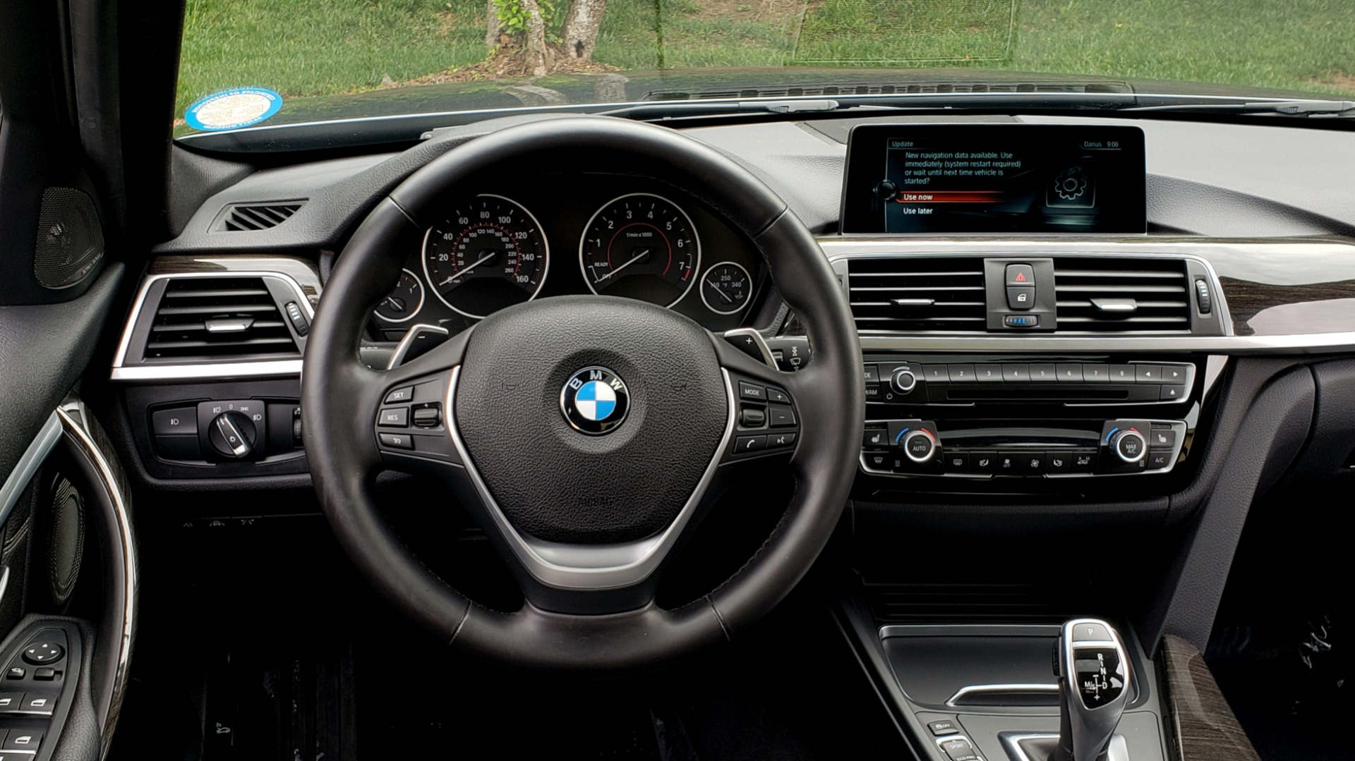 Used 2017 BMW 3 SERIES 340I XDRIVE SPORT / DRVR ASST PLUS / NAV / CLD WTHR / PARK ASST for sale Sold at Formula Imports in Charlotte NC 28227 36