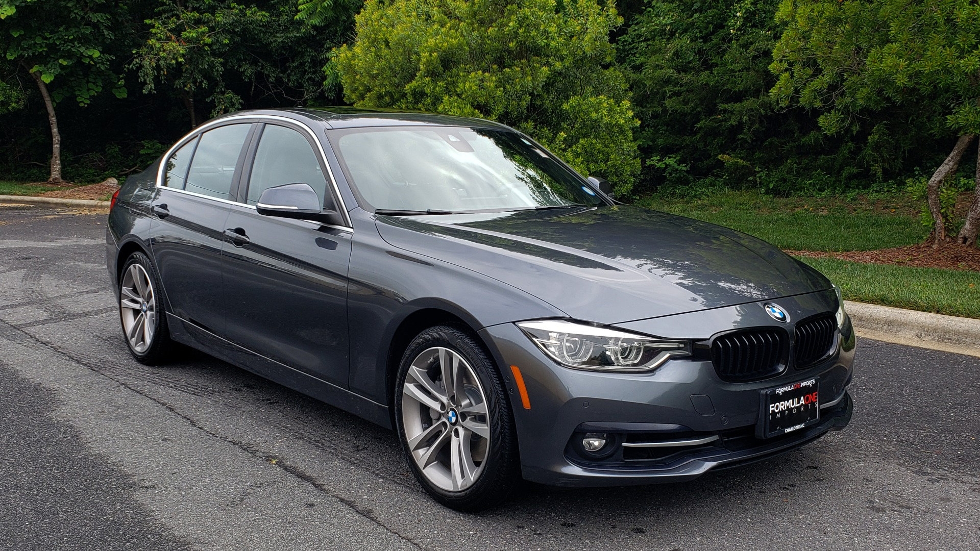 Used 2017 BMW 3 SERIES 340I XDRIVE SPORT / DRVR ASST PLUS / NAV / CLD WTHR / PARK ASST for sale Sold at Formula Imports in Charlotte NC 28227 4