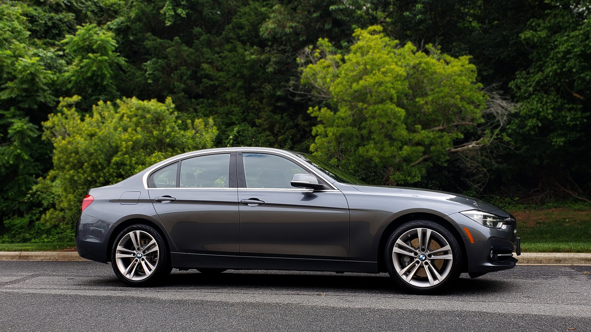 Used 2017 BMW 3 SERIES 340I XDRIVE SPORT / DRVR ASST PLUS / NAV / CLD WTHR / PARK ASST for sale Sold at Formula Imports in Charlotte NC 28227 5