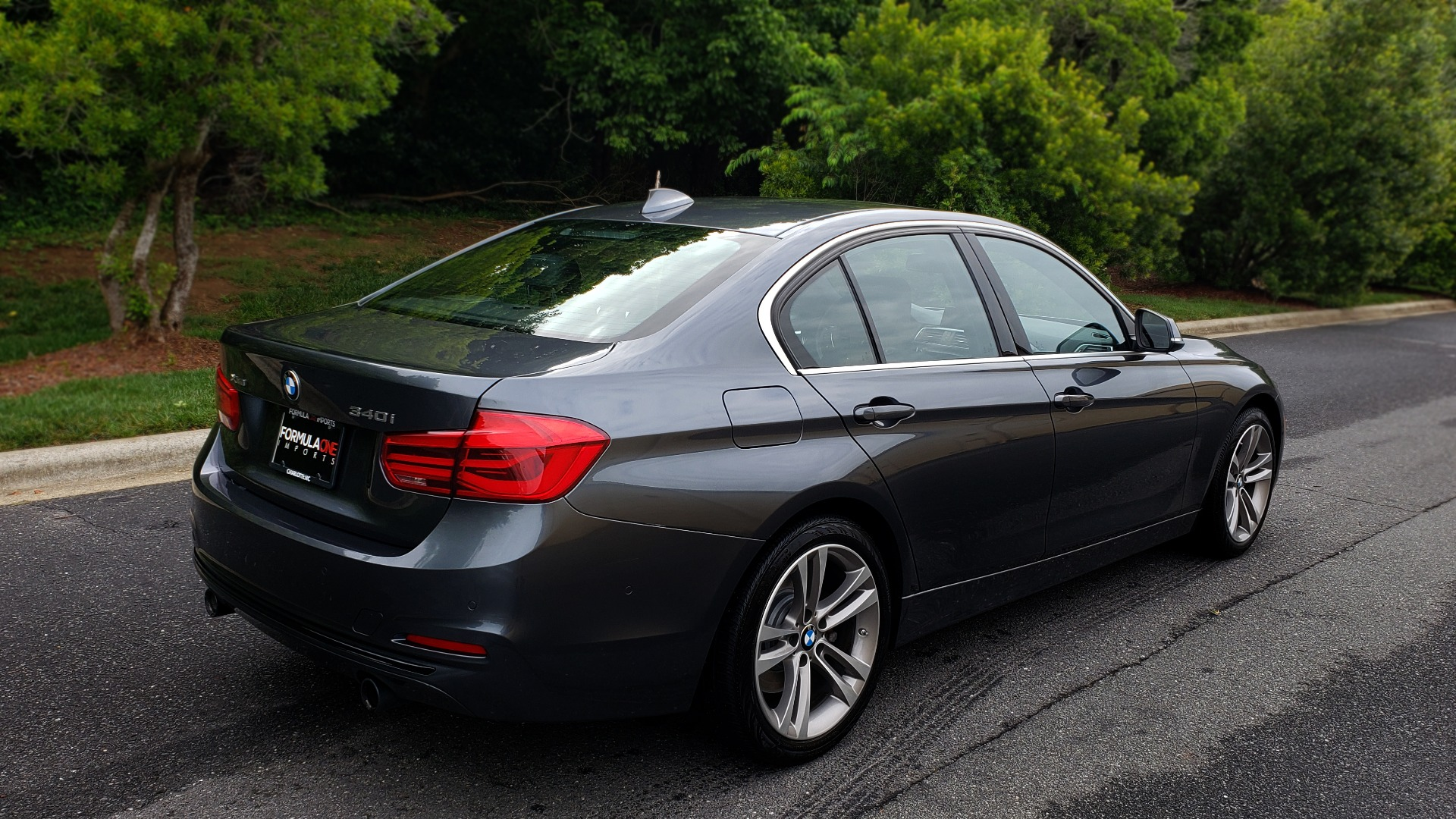 Used 2017 BMW 3 SERIES 340I XDRIVE SPORT / DRVR ASST PLUS / NAV / CLD WTHR / PARK ASST for sale Sold at Formula Imports in Charlotte NC 28227 6
