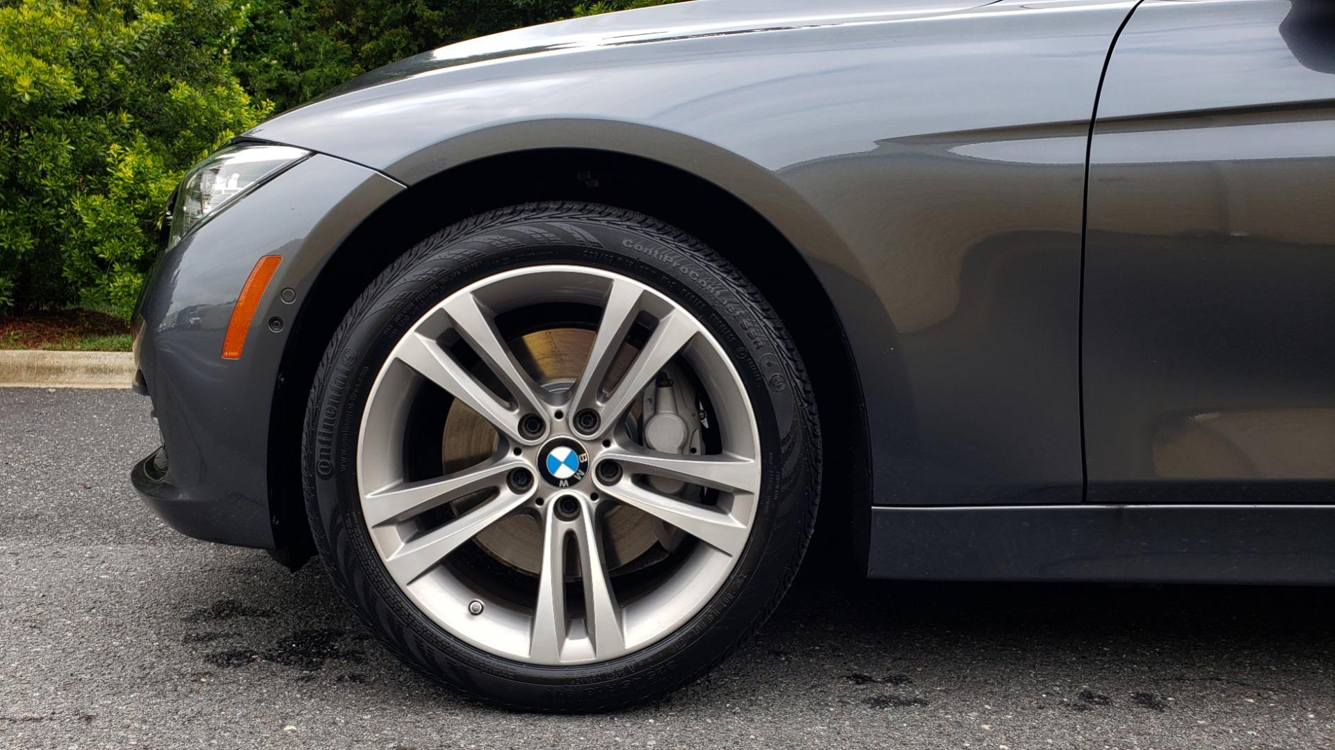 Used 2017 BMW 3 SERIES 340I XDRIVE SPORT / DRVR ASST PLUS / NAV / CLD WTHR / PARK ASST for sale Sold at Formula Imports in Charlotte NC 28227 78