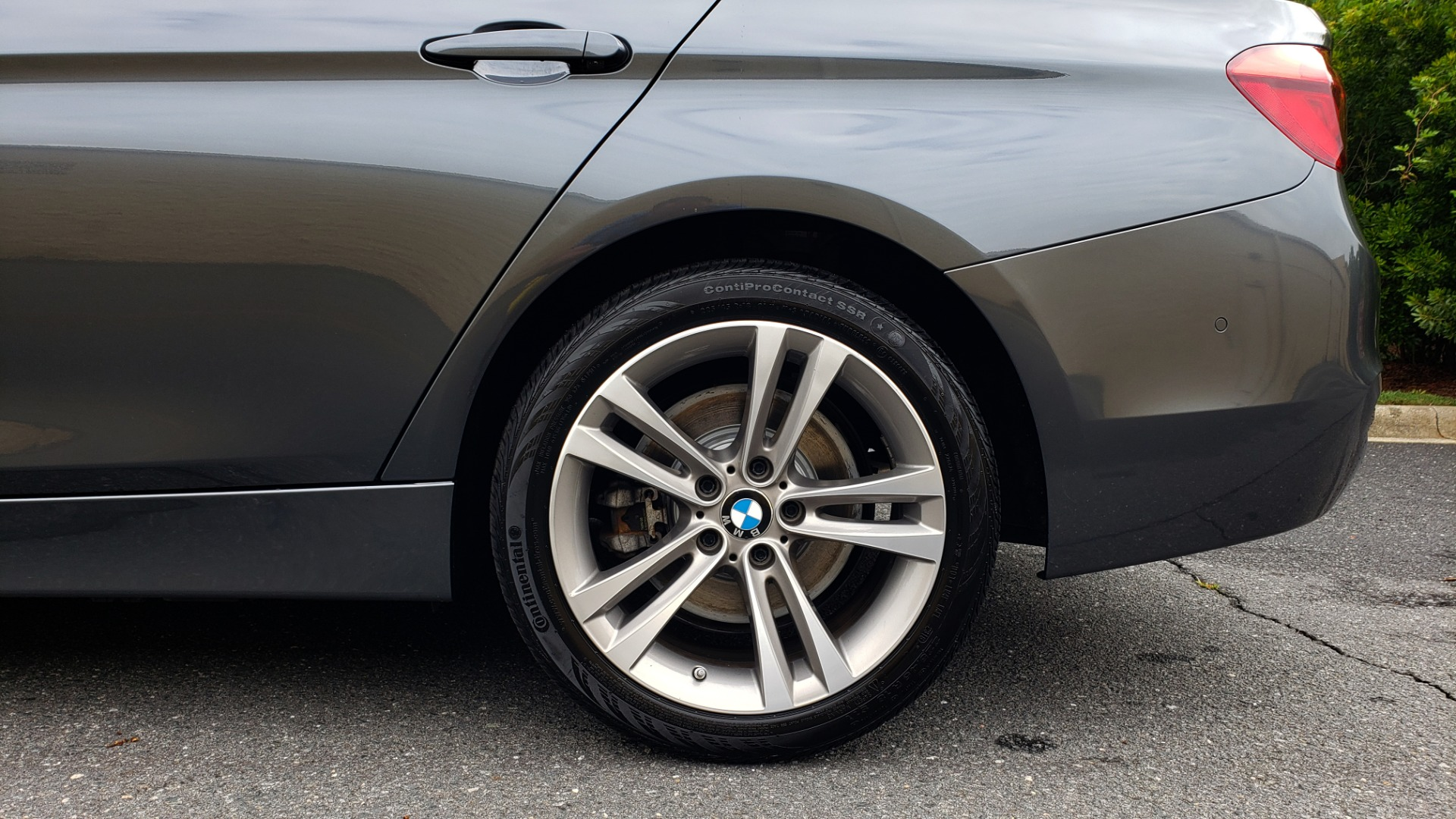 Used 2017 BMW 3 SERIES 340I XDRIVE SPORT / DRVR ASST PLUS / NAV / CLD WTHR / PARK ASST for sale Sold at Formula Imports in Charlotte NC 28227 79