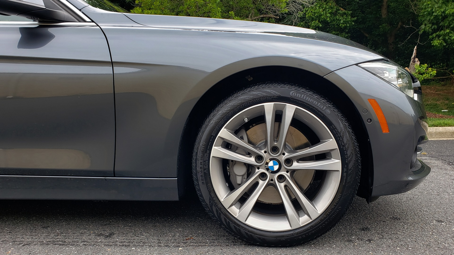 Used 2017 BMW 3 SERIES 340I XDRIVE SPORT / DRVR ASST PLUS / NAV / CLD WTHR / PARK ASST for sale Sold at Formula Imports in Charlotte NC 28227 81