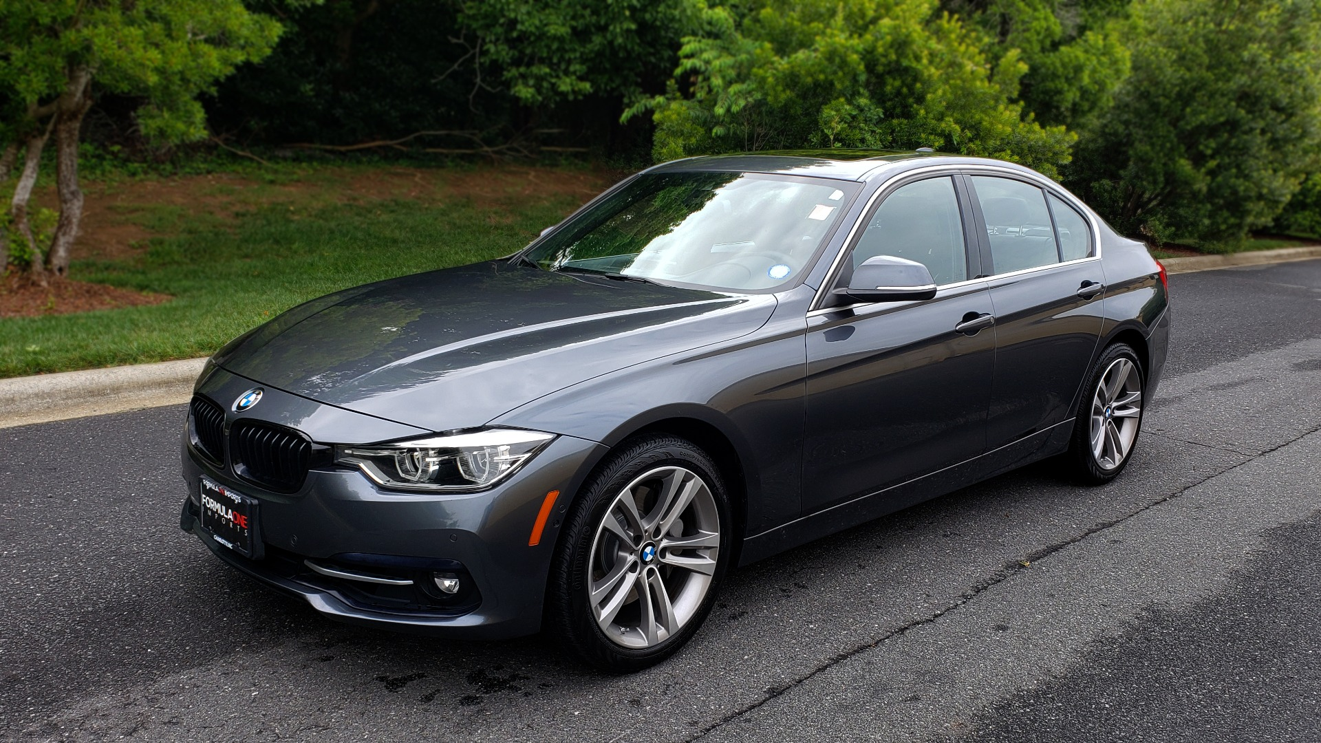 Used 2017 BMW 3 SERIES 340I XDRIVE SPORT / DRVR ASST PLUS / NAV / CLD WTHR / PARK ASST for sale Sold at Formula Imports in Charlotte NC 28227 1