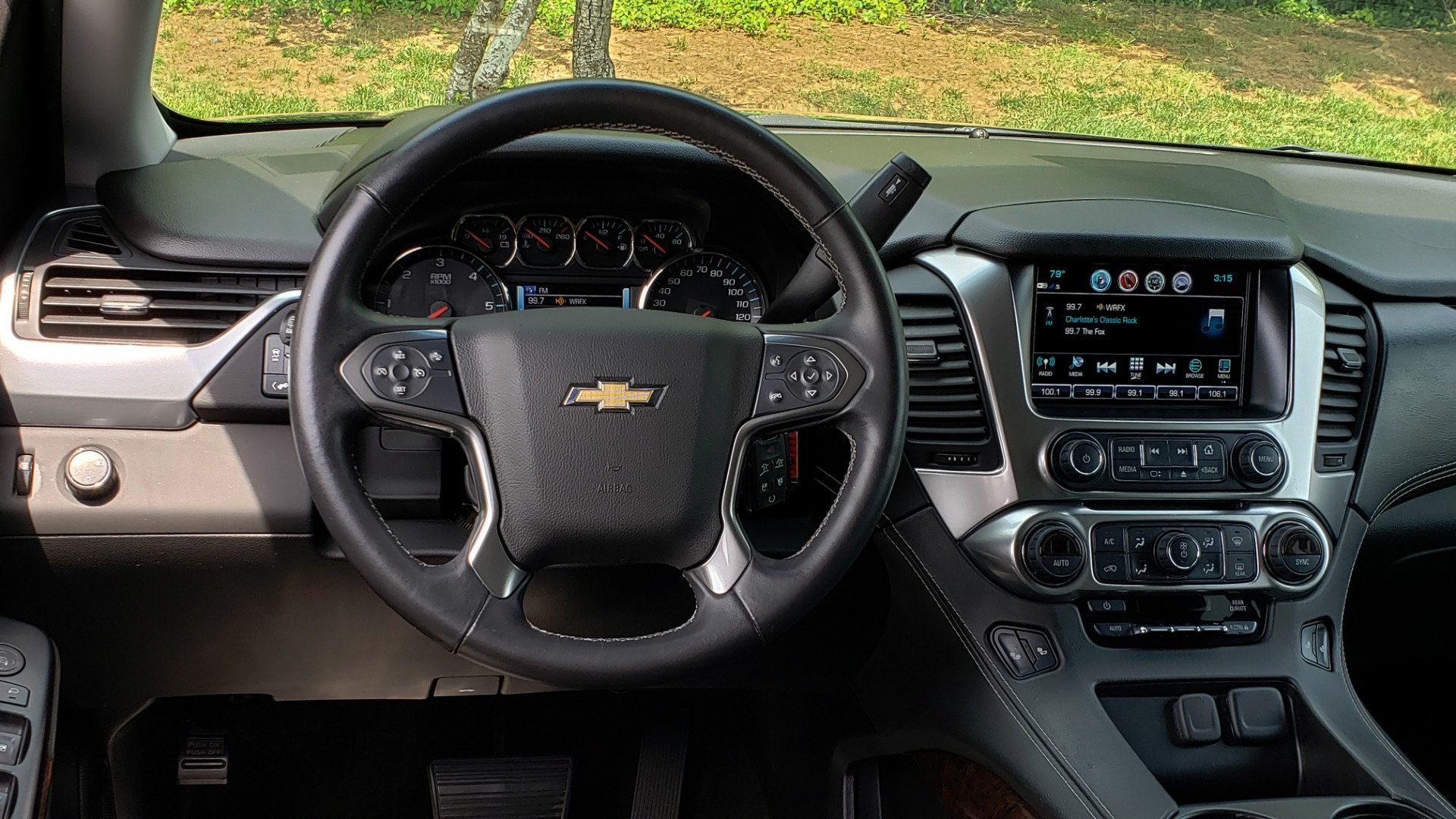 Used 2017 Chevrolet TAHOE LT 2WD / NAV / BOSE / HEATED SEATS / 3-ROW / REARVIEW for sale Sold at Formula Imports in Charlotte NC 28227 45
