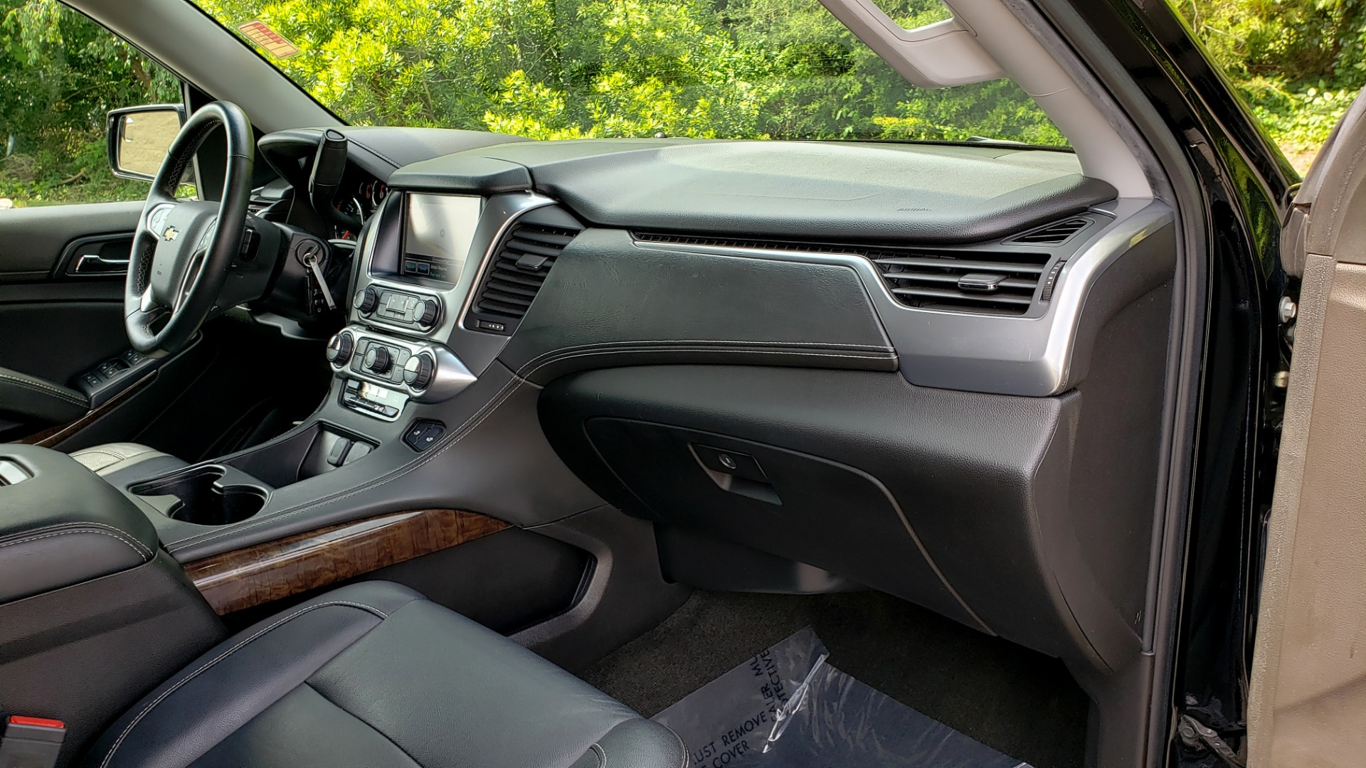 Used 2017 Chevrolet TAHOE LT 2WD / NAV / BOSE / HEATED SEATS / 3-ROW / REARVIEW for sale Sold at Formula Imports in Charlotte NC 28227 76