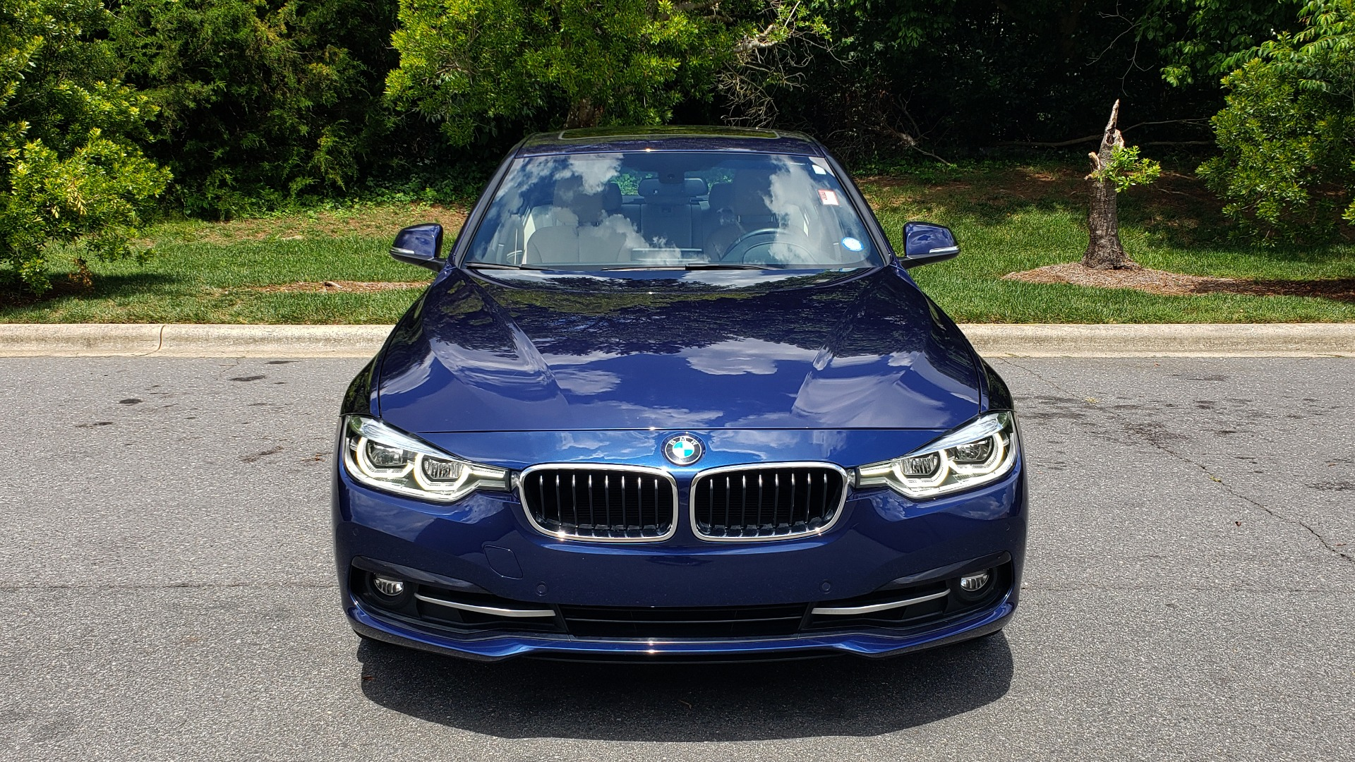 Used 2017 BMW 3 SERIES 330I PREMIUM / NAV / SUNROOF / DRVR ASST / HTD STS / REARVIEW for sale Sold at Formula Imports in Charlotte NC 28227 17