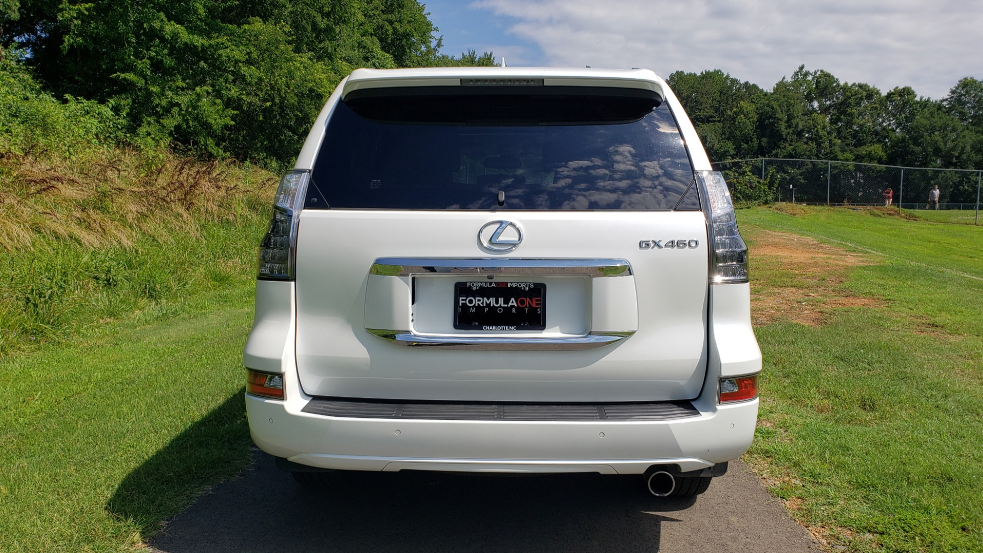 Used 2019 Lexus GX 460 LUXURY 4WD / DRVR SPRT PKG / MARK LEV SND / DYN CRUISE for sale Sold at Formula Imports in Charlotte NC 28227 31