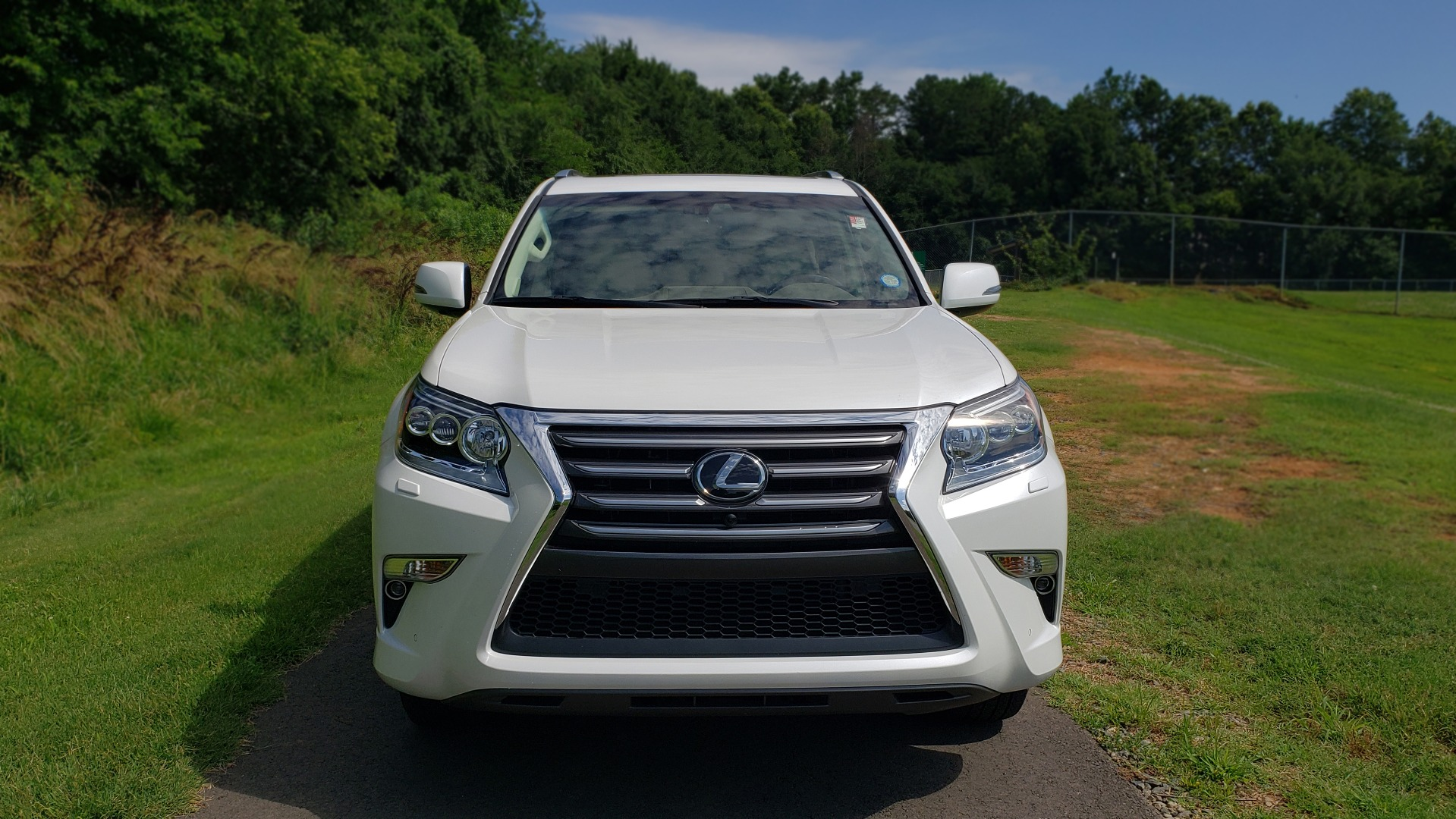 Used 2019 Lexus GX 460 LUXURY 4WD / DRVR SPRT PKG / MARK LEV SND / DYN CRUISE for sale Sold at Formula Imports in Charlotte NC 28227 9