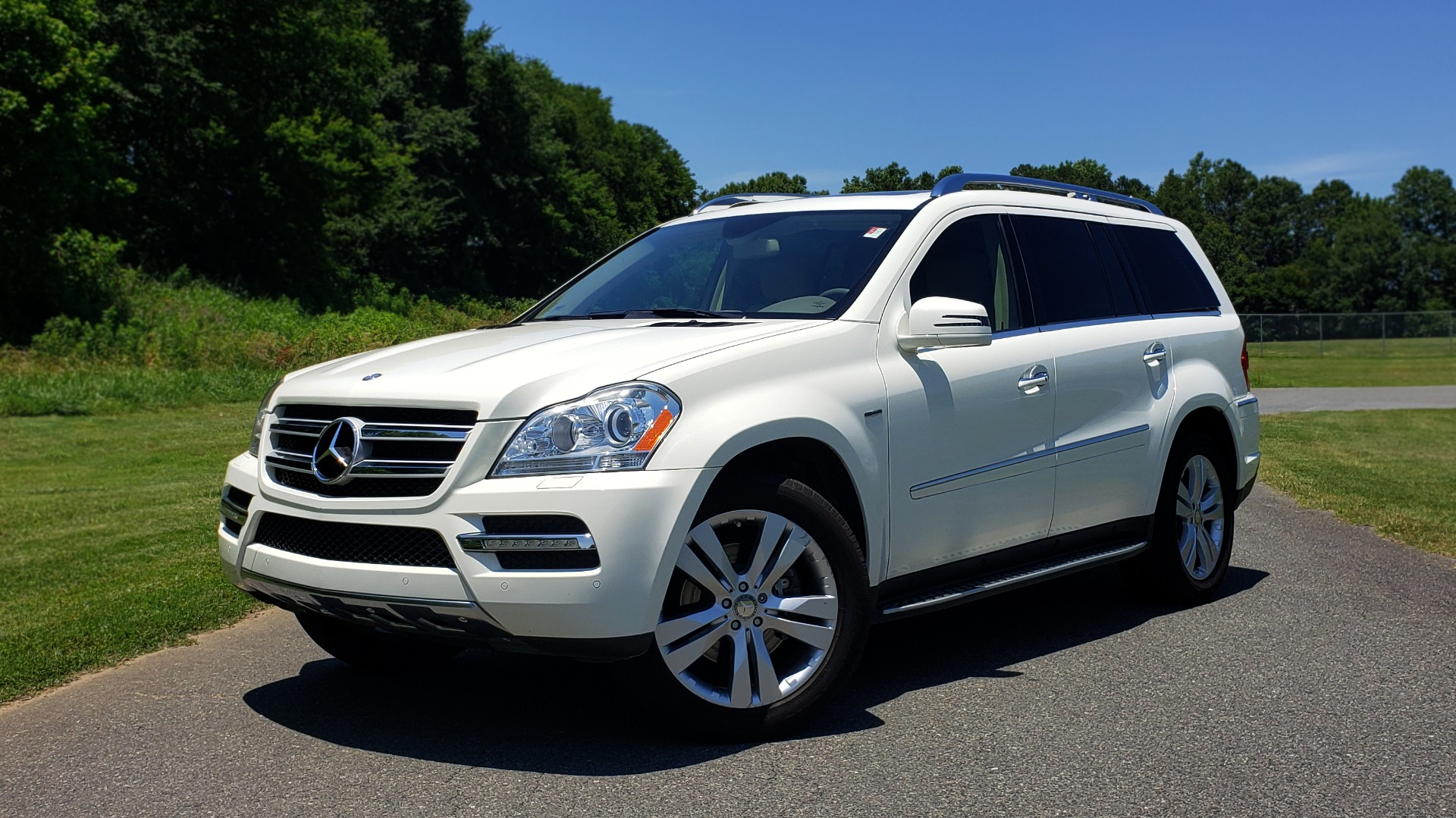 Used 2012 Mercedes-Benz GL-CLASS GL 350 BLUETEC / NAV / DUAL-ROOF / HTD STS / 3-ROW / REARVIEW for sale Sold at Formula Imports in Charlotte NC 28227 95