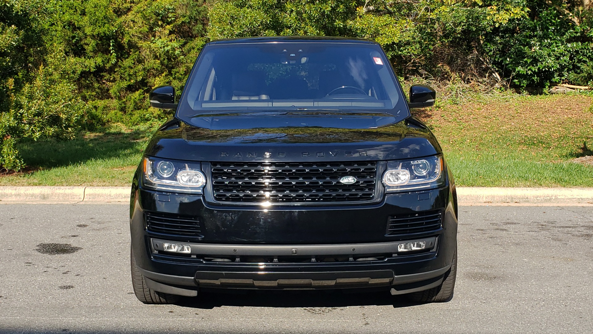 Used 2017 Land Rover RANGE ROVER SC V8 / NAV / PANO-ROOF / DRIVE PRO / MERIDIAN / REARVIEW for sale Sold at Formula Imports in Charlotte NC 28227 21