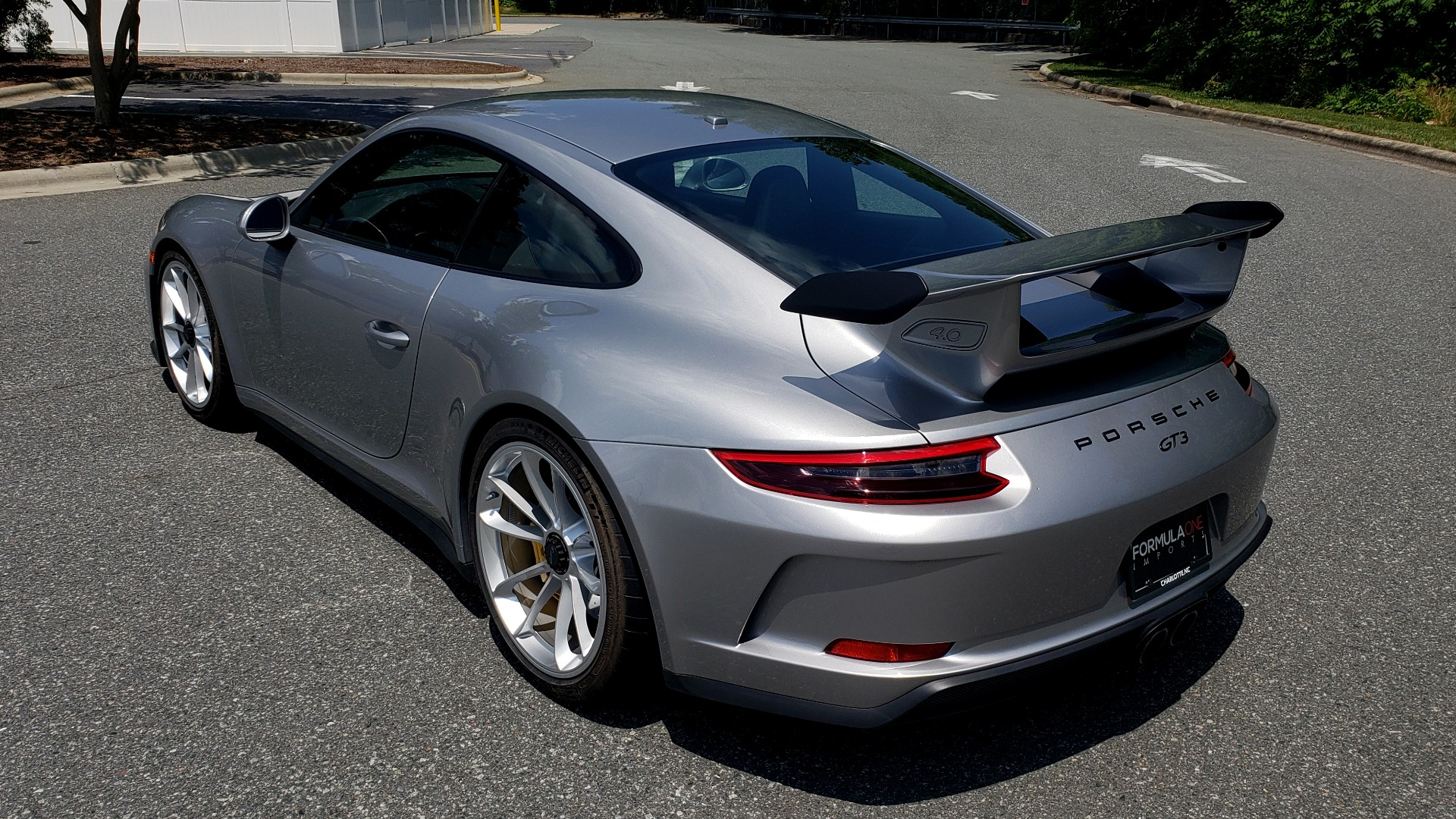 Used 2018 Porsche 911 GT3 4.0L 500HP / 6-SPD MNL / NAV / REARVIEW / PCCB for sale Sold at Formula Imports in Charlotte NC 28227 11